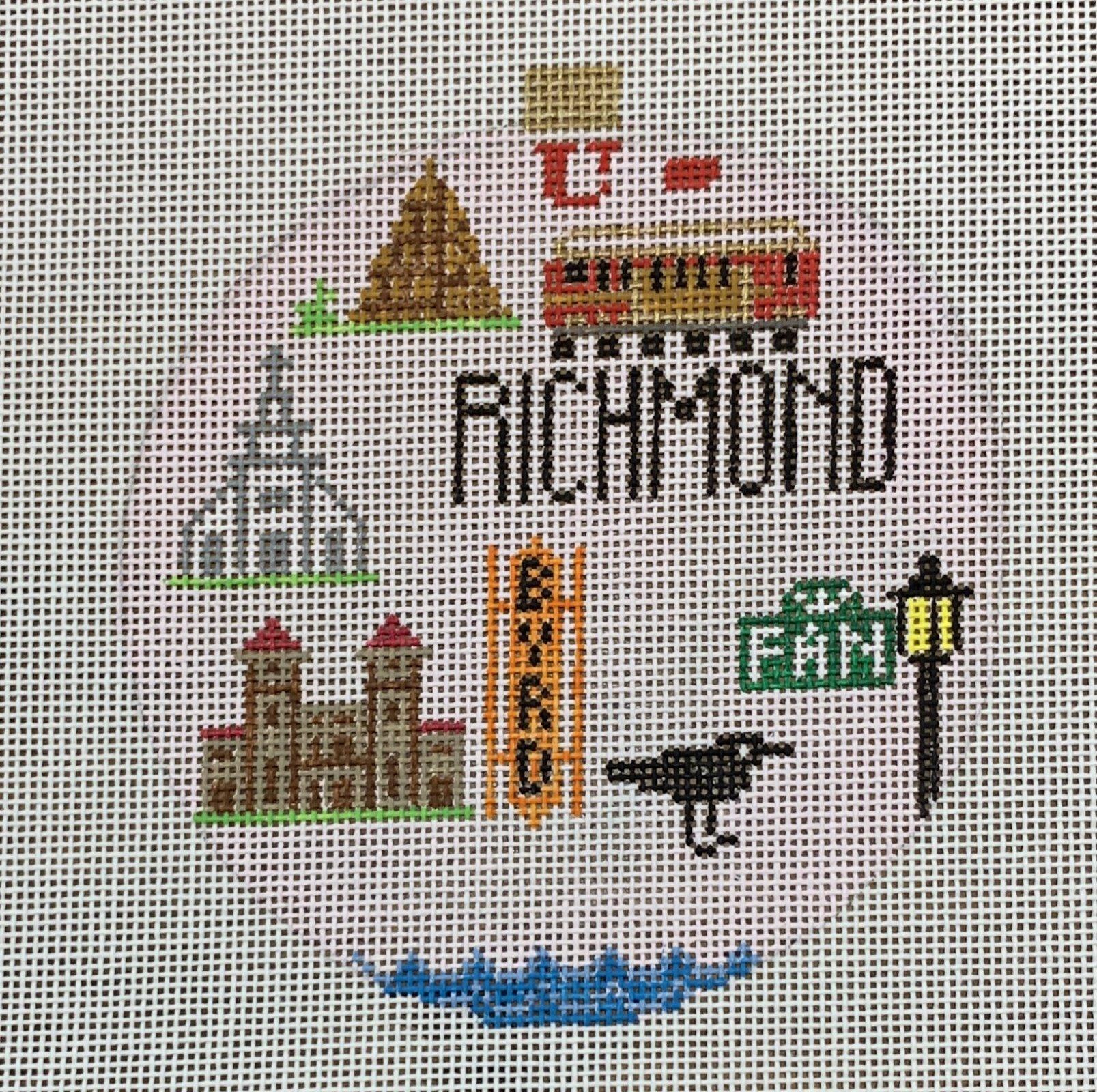 Travel Round - Richmond