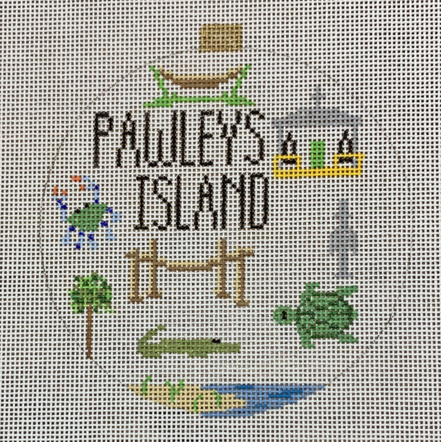 Travel Round - Pawleys Island