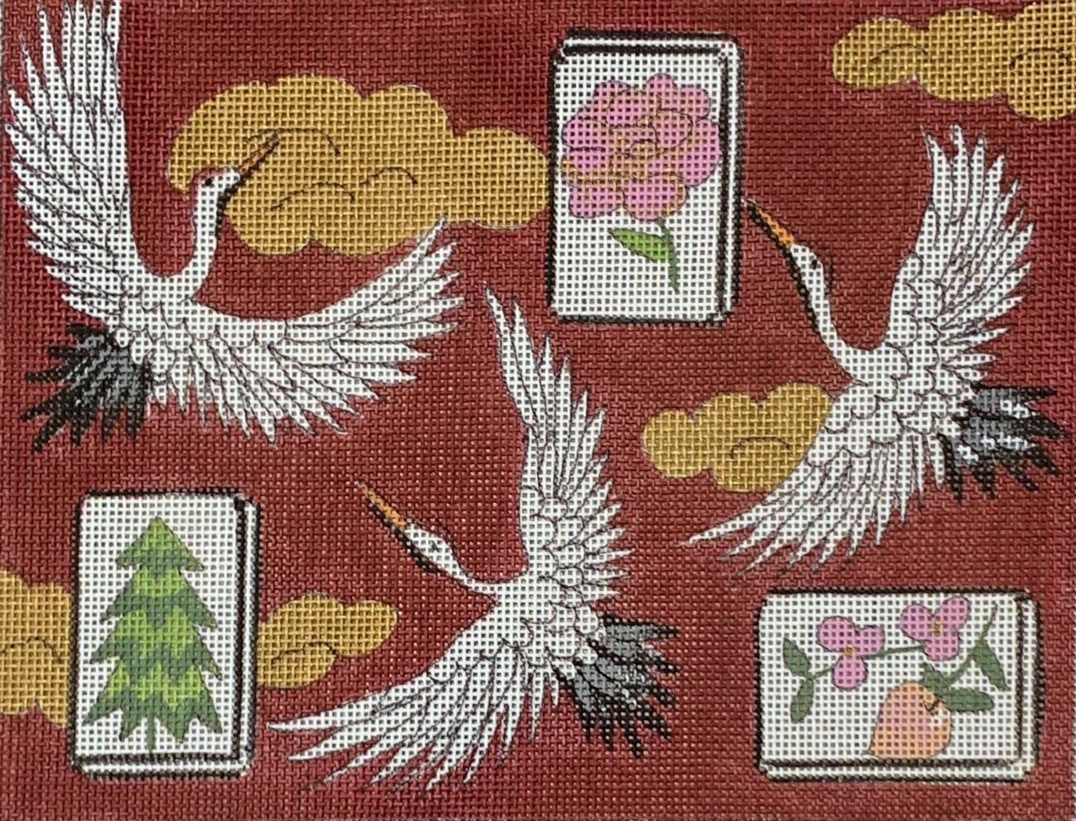 Cranes Mah Jongg