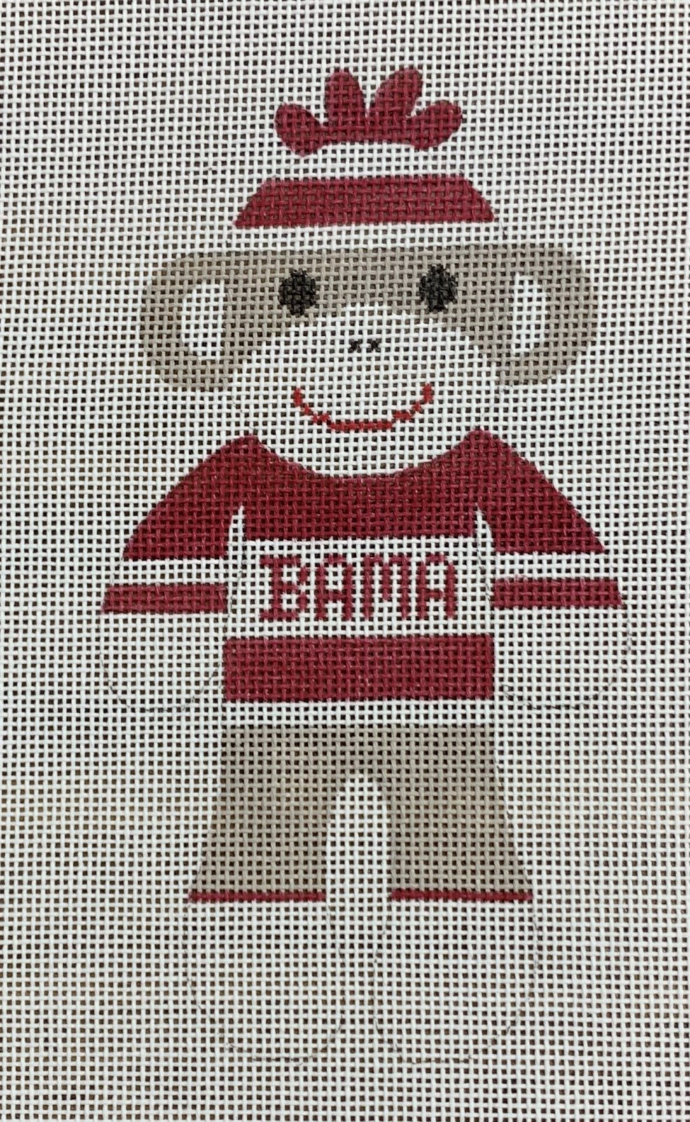 Sock Monkey - Bama