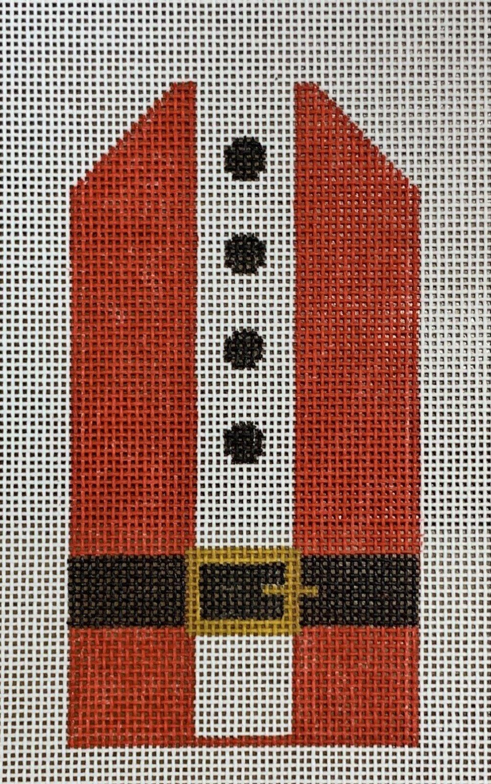 Gift Tag - Santa Jacket