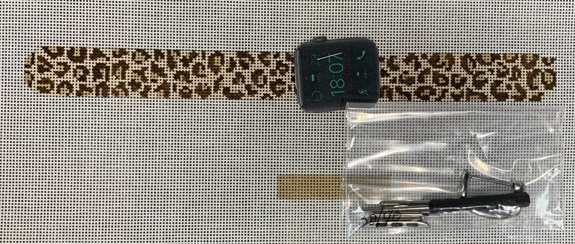 Apple Watch Band (Kit) - Leopard