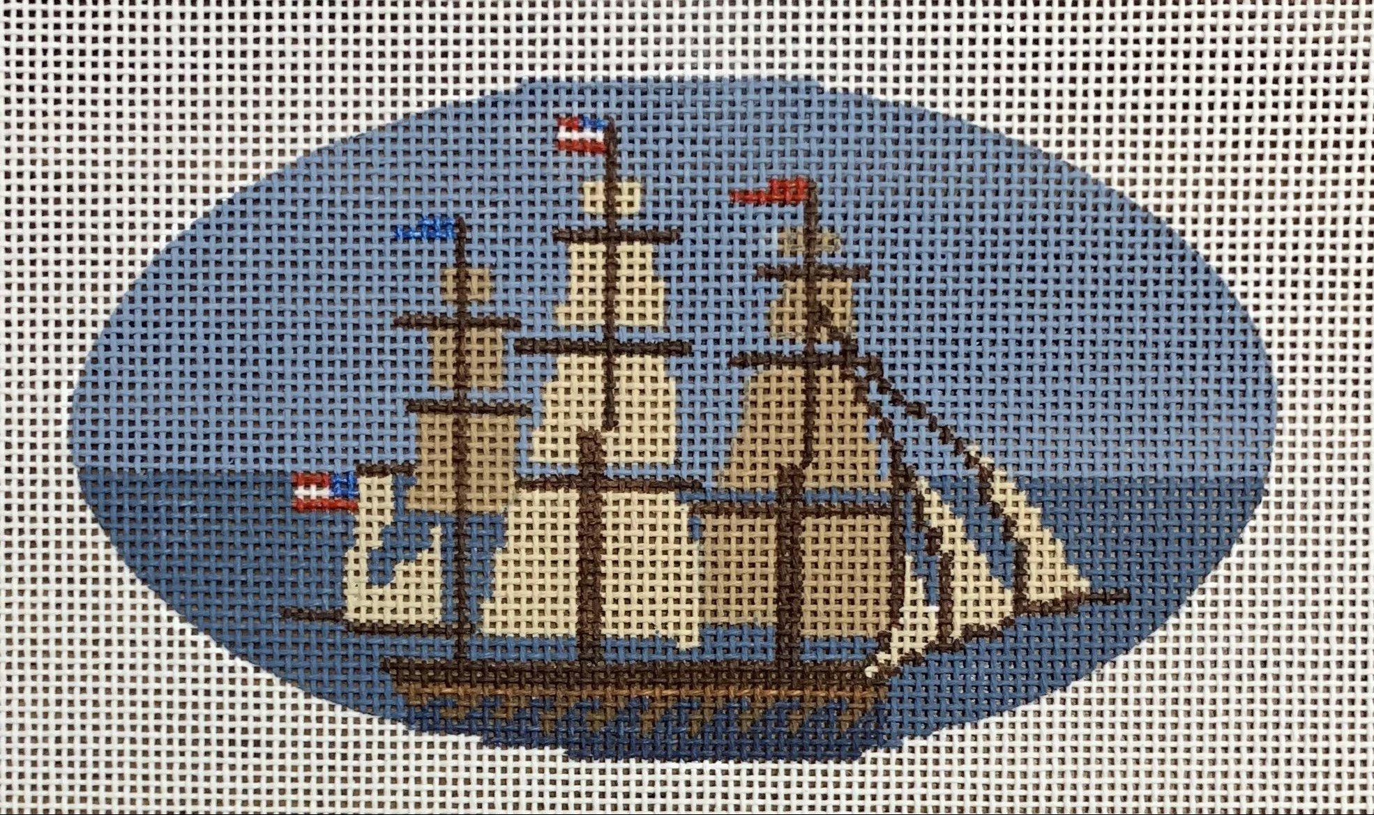 Ship Oval