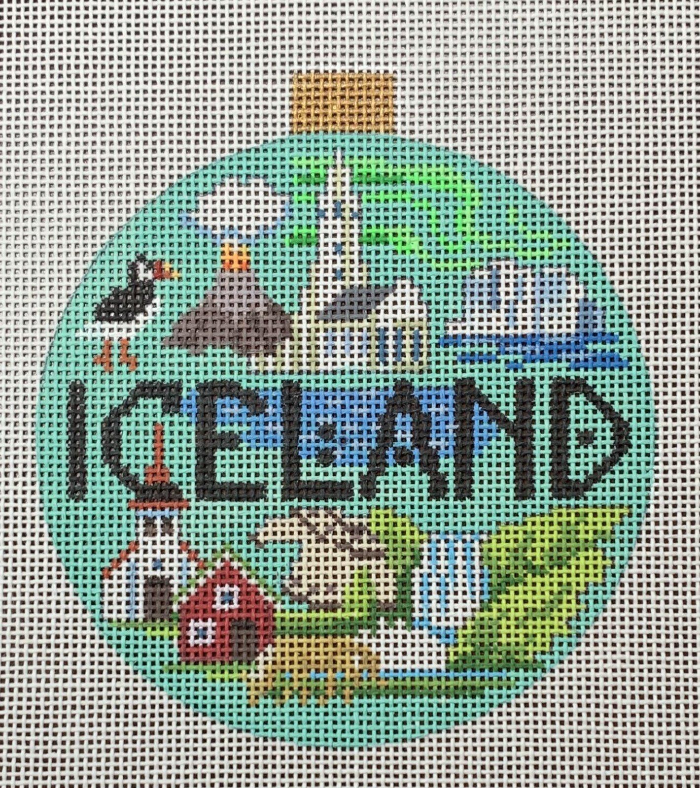 Travel Round - Iceland