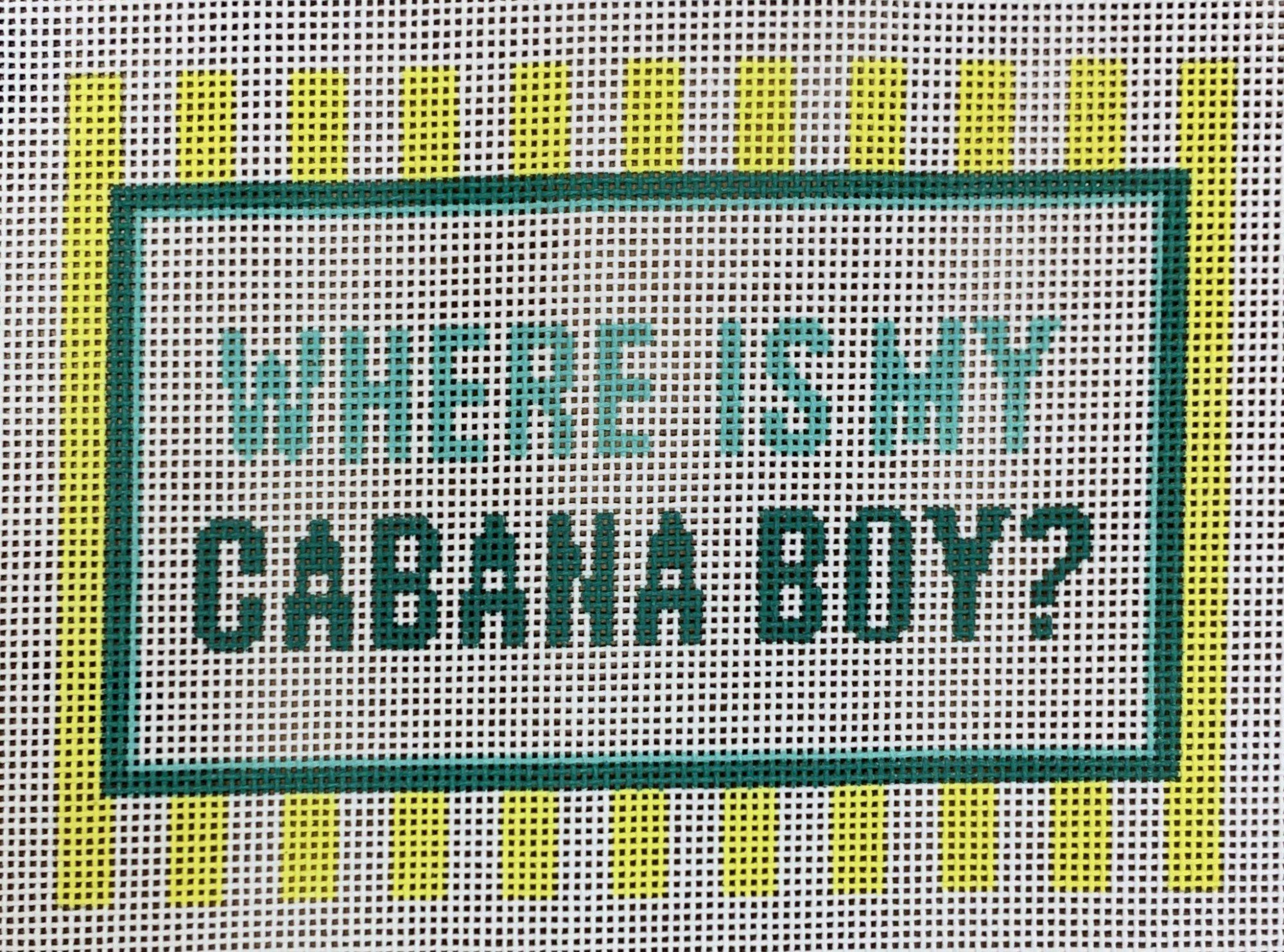 Cabana Boy Clutch
