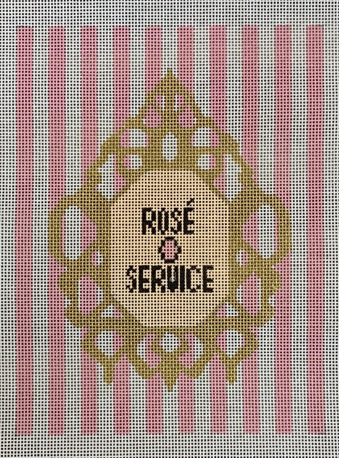 Rosè Service