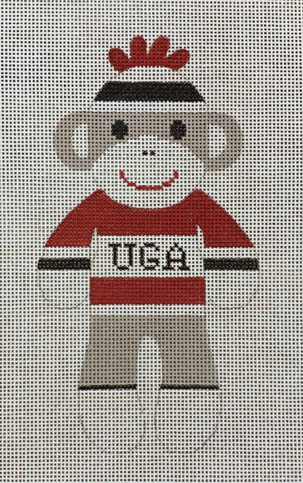 Sock Monkey - UGA