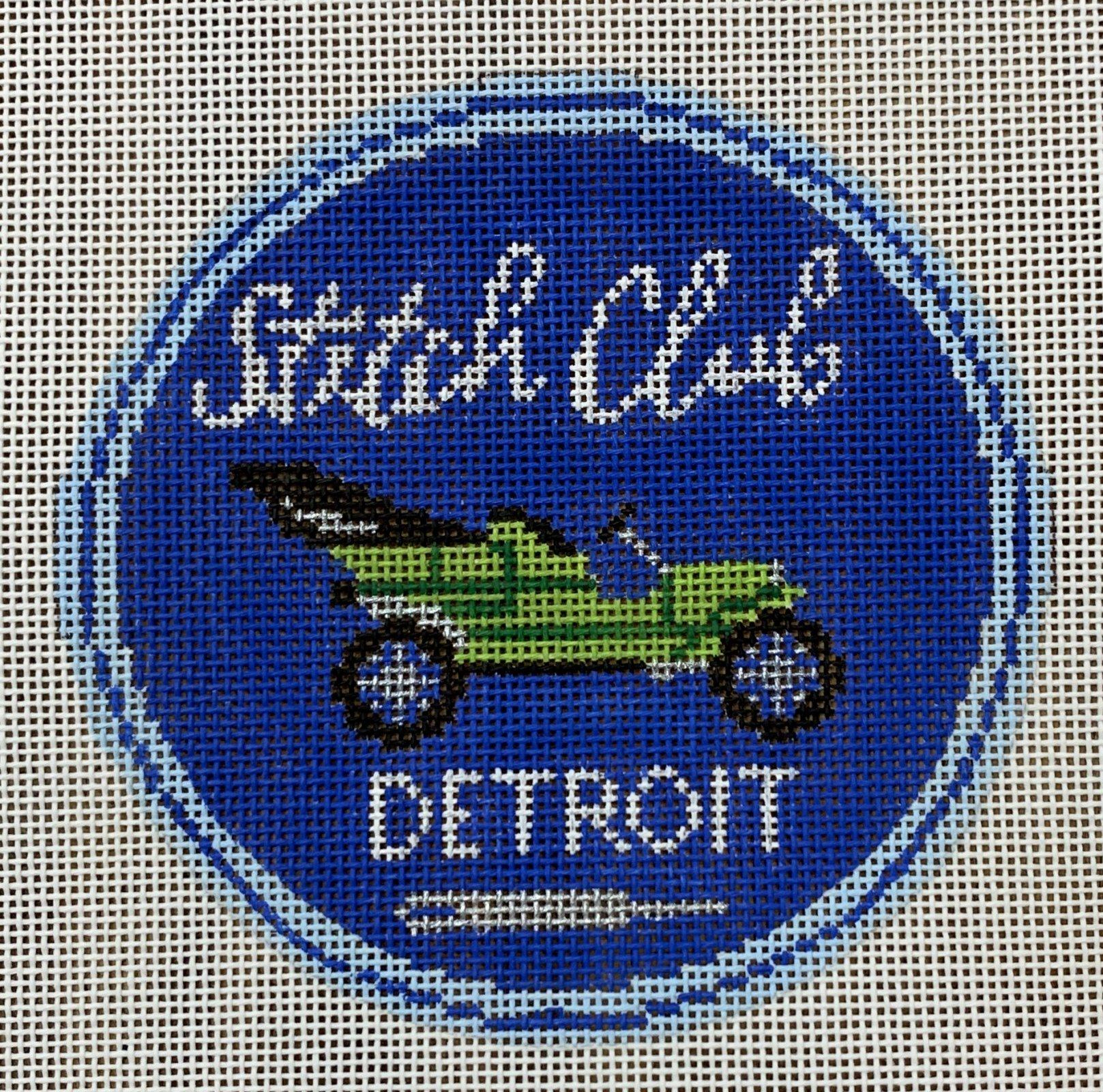 LL149 Stitch Club Detroit