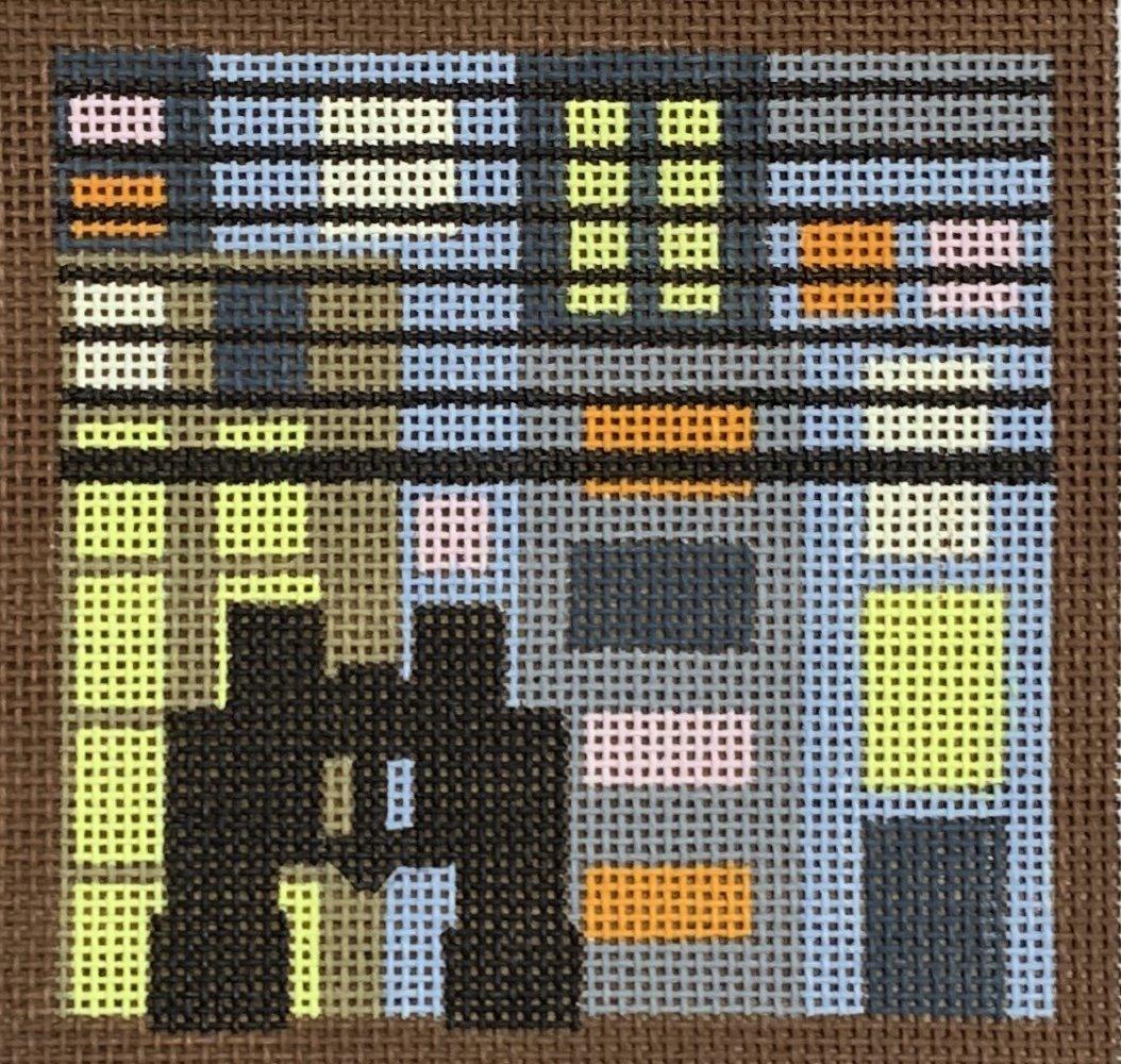 Movie Coaster - Rear Window