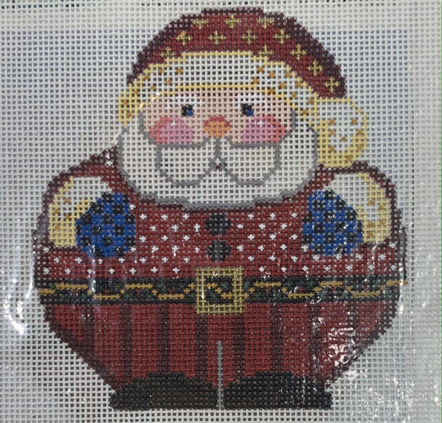 Portly Santa