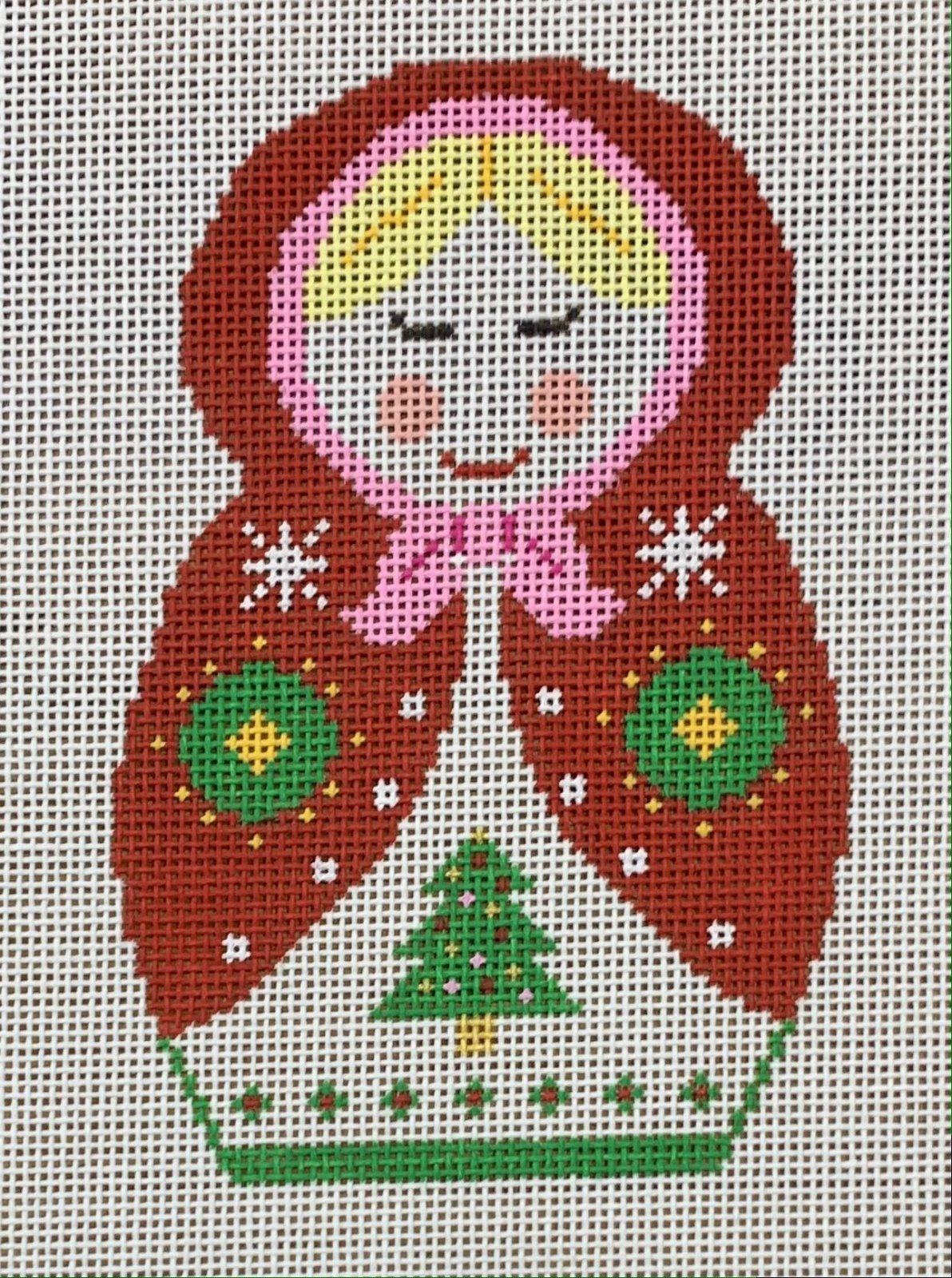 Russian Doll - Christmas