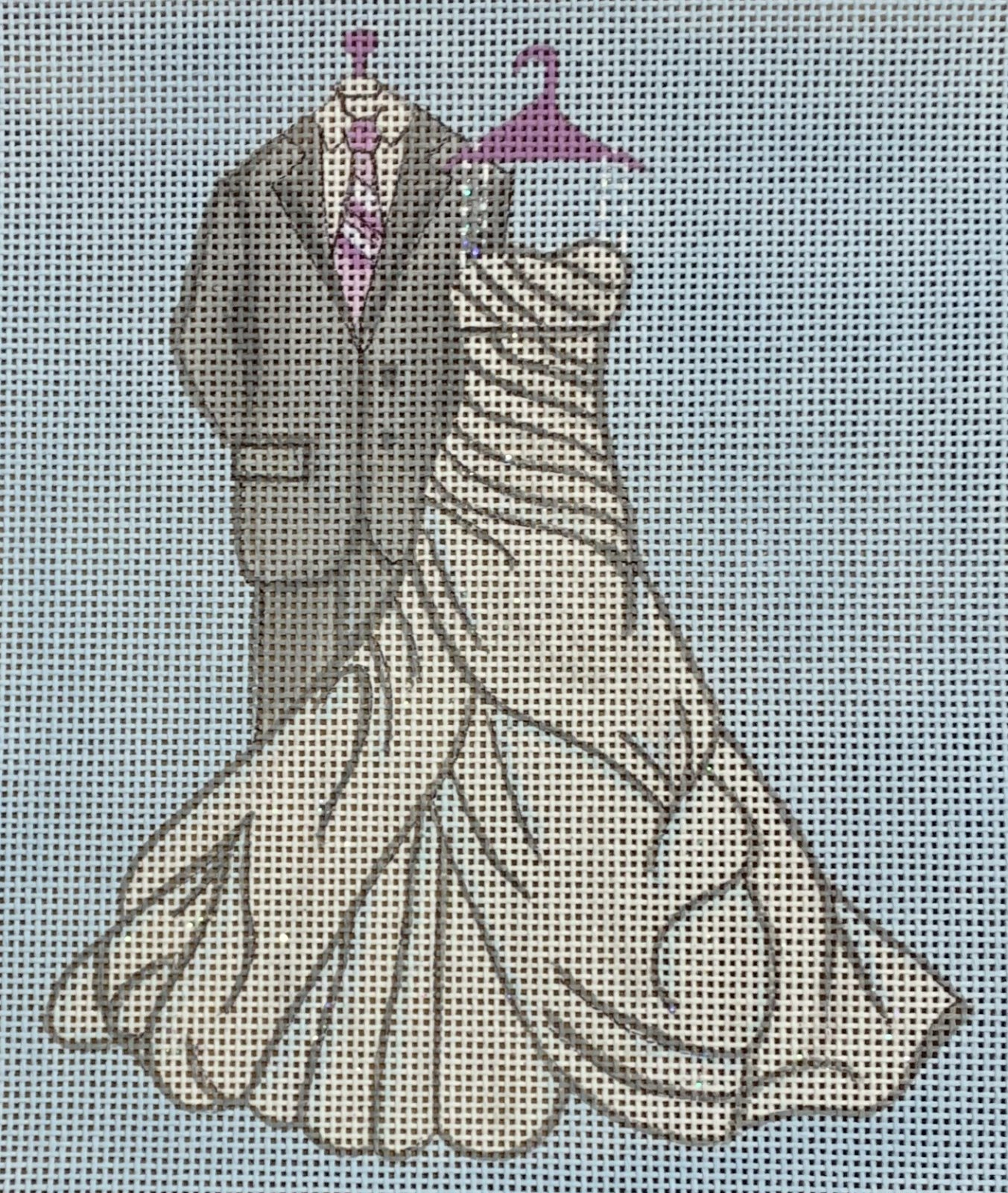 Bride & Groom Outfits