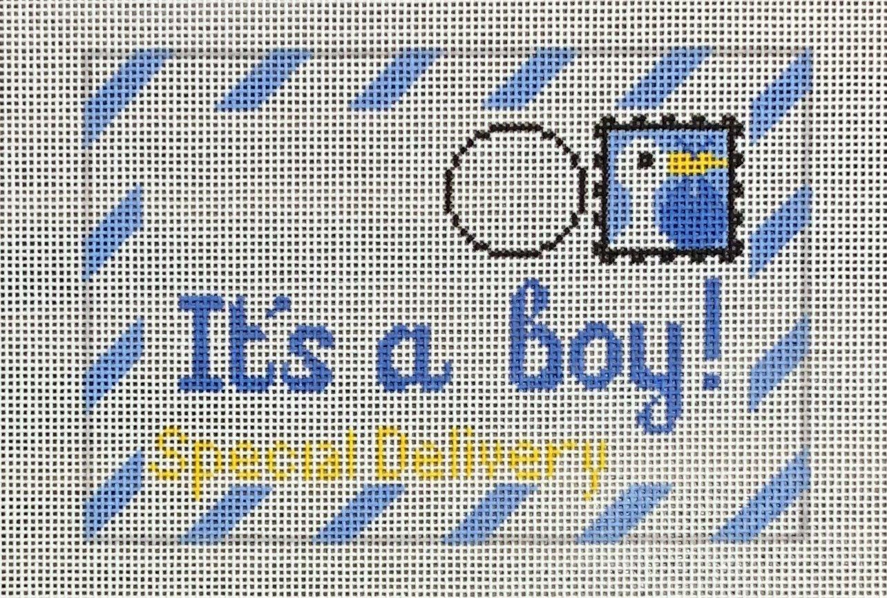 It's a Boy Letter
