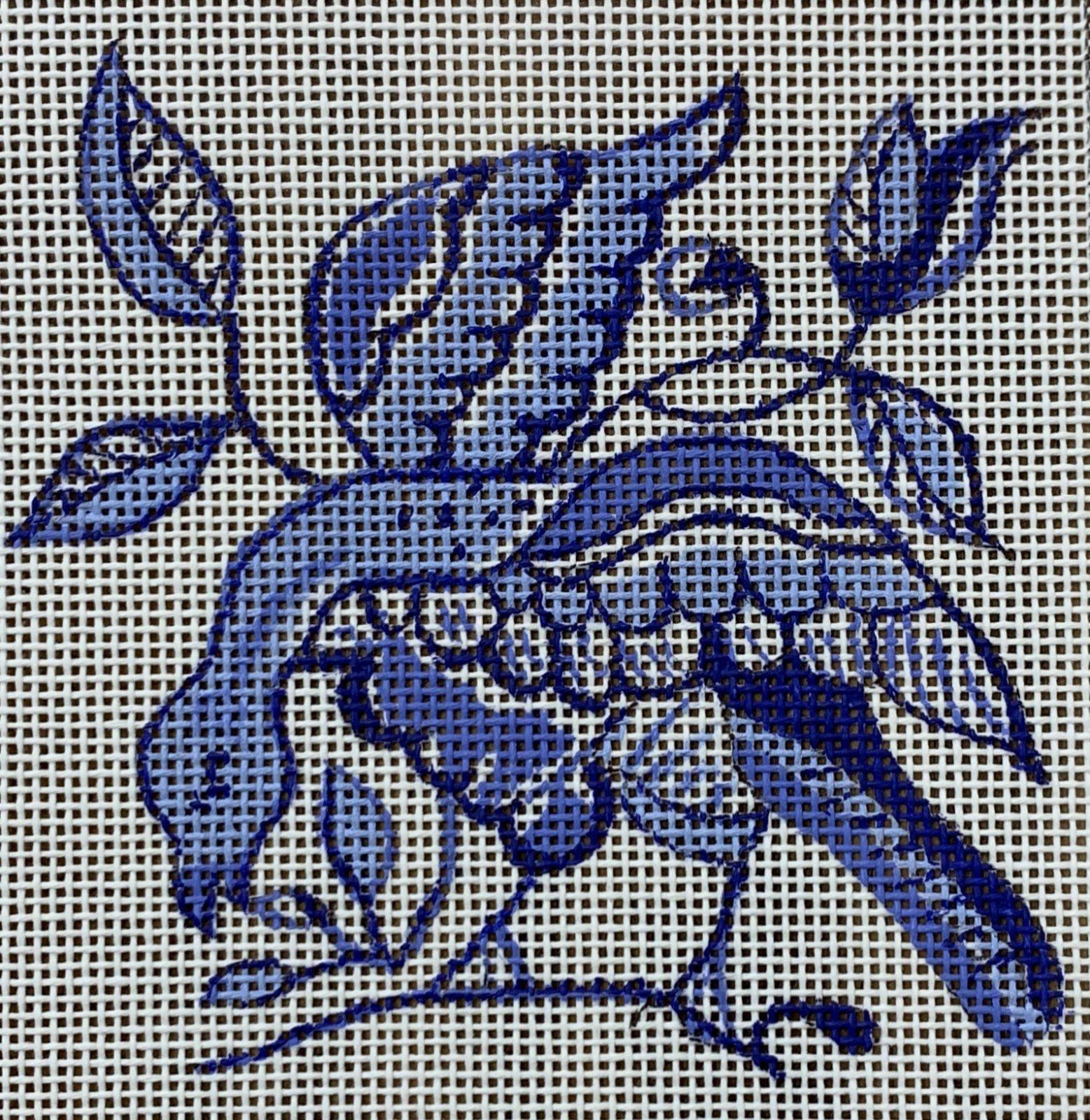 Delft Tiles Collection - Pheasant