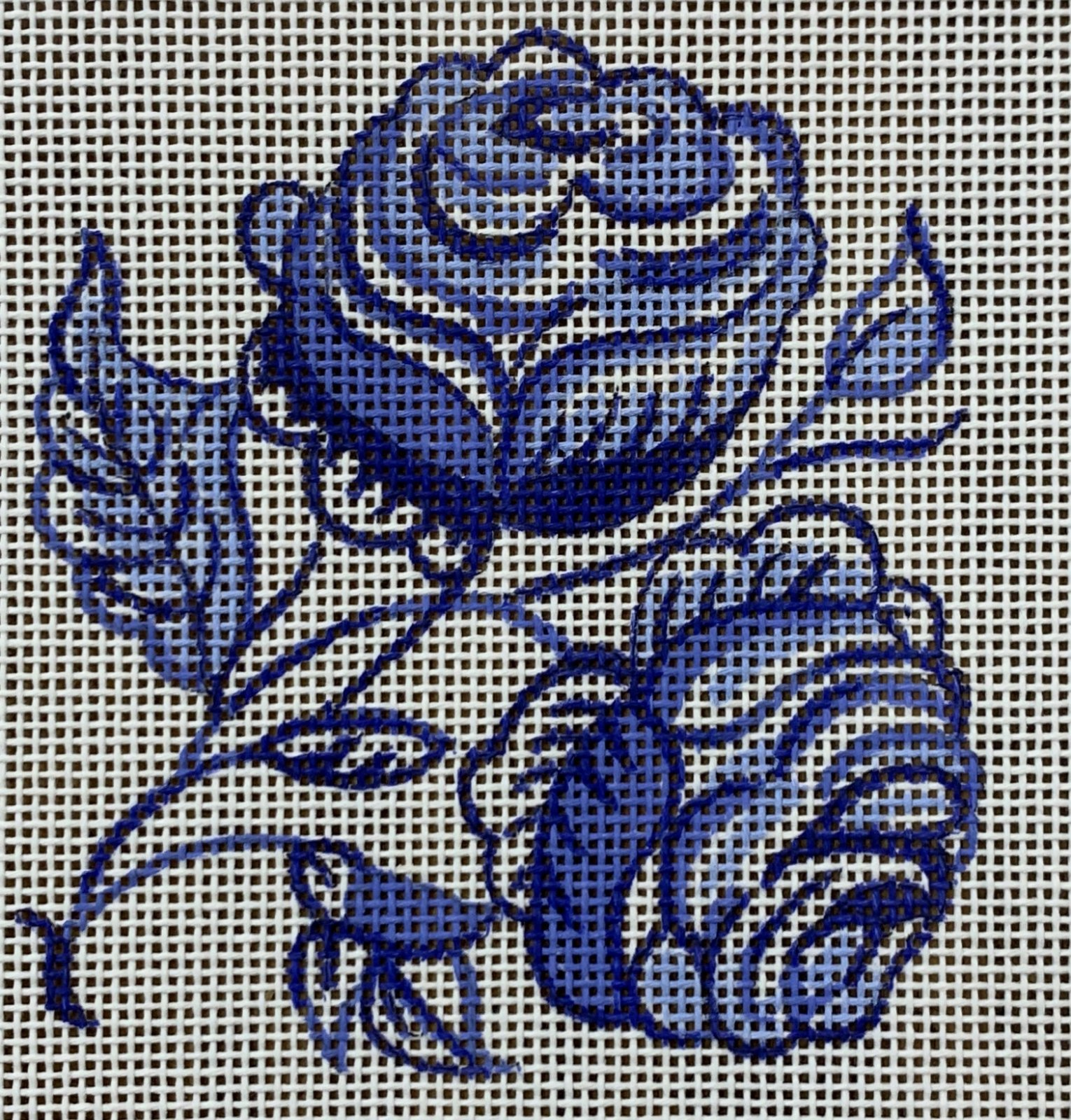 Delft Tiles Collection - Roses