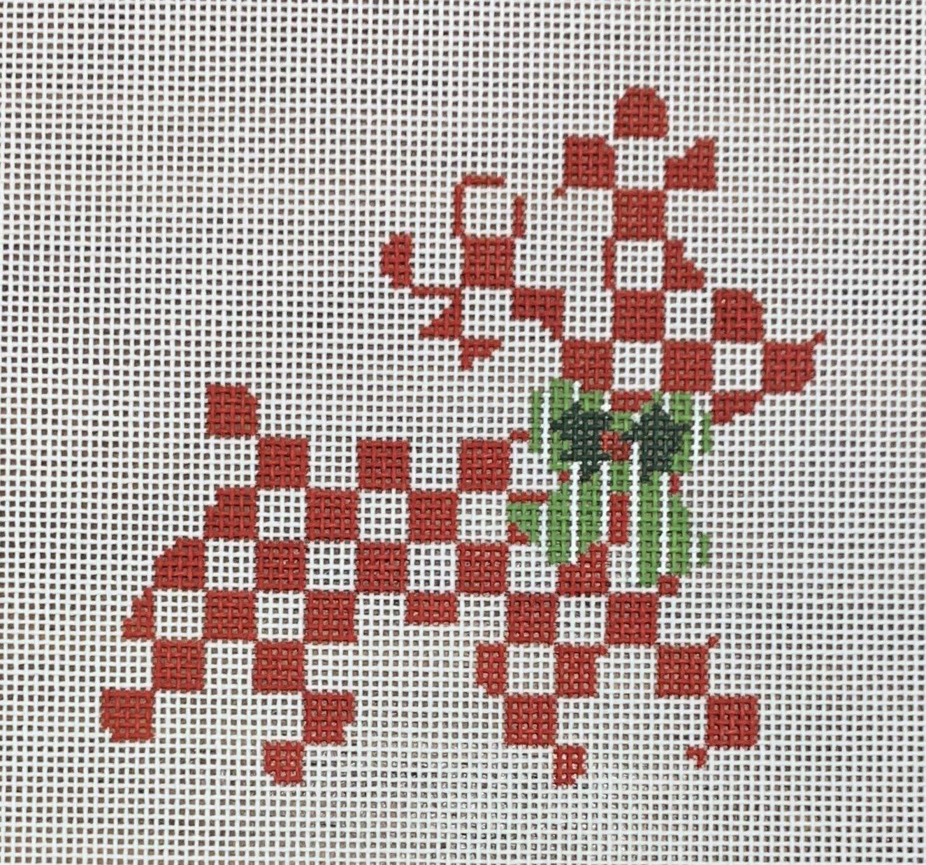 Checkered Reindeer