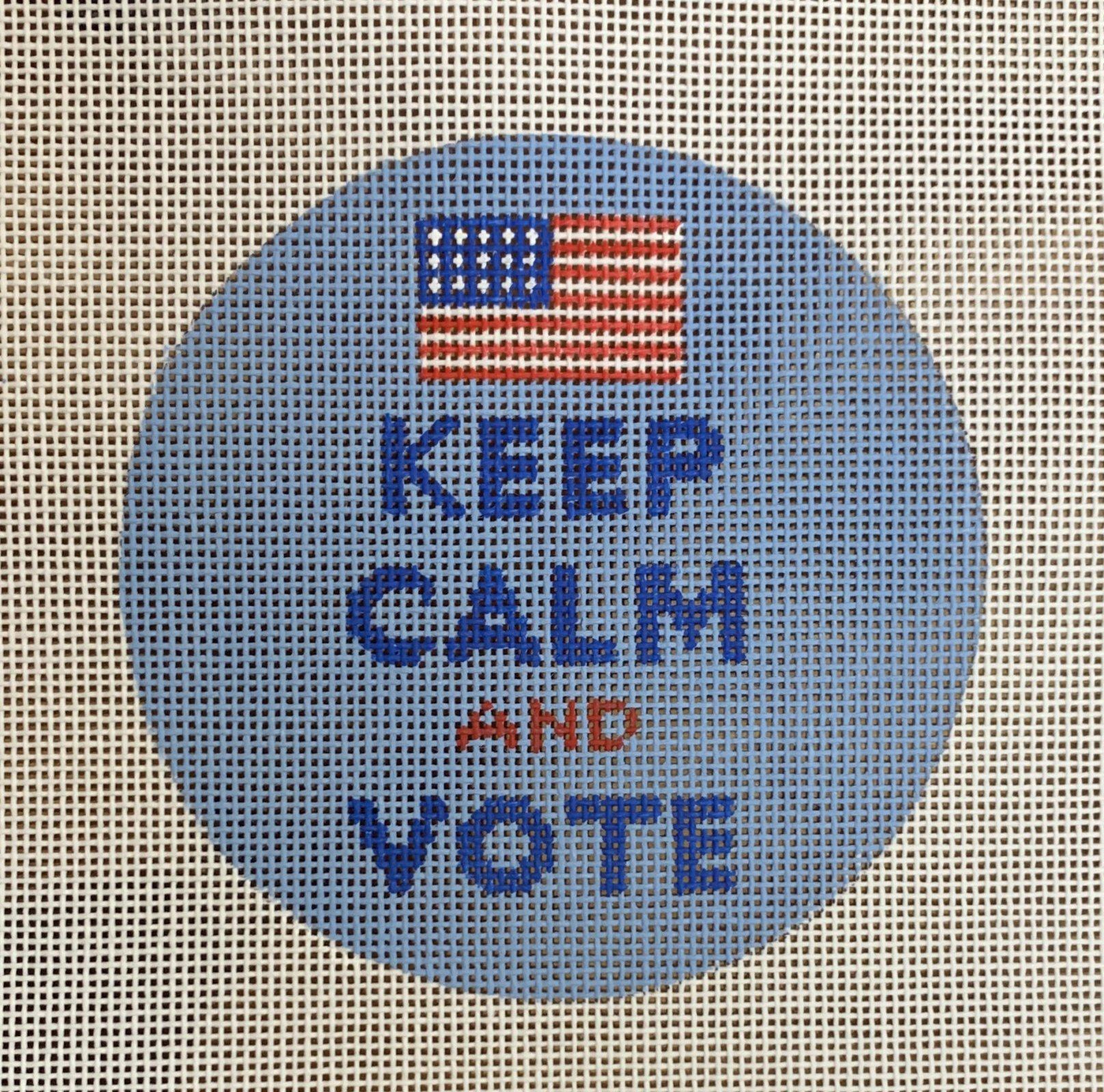 Keep Calm & Vote
