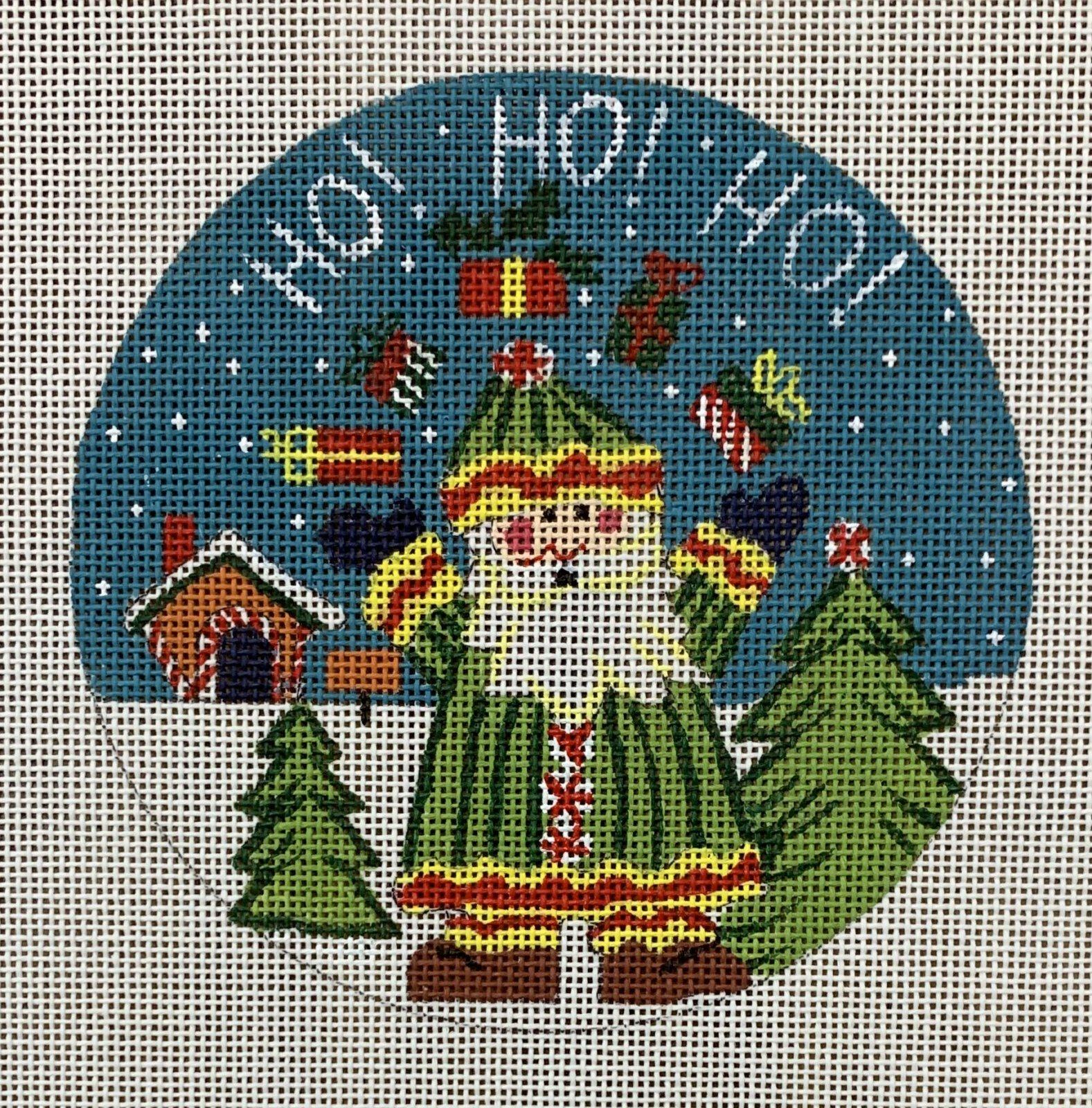 Ho! Ho! Ho! Ornament