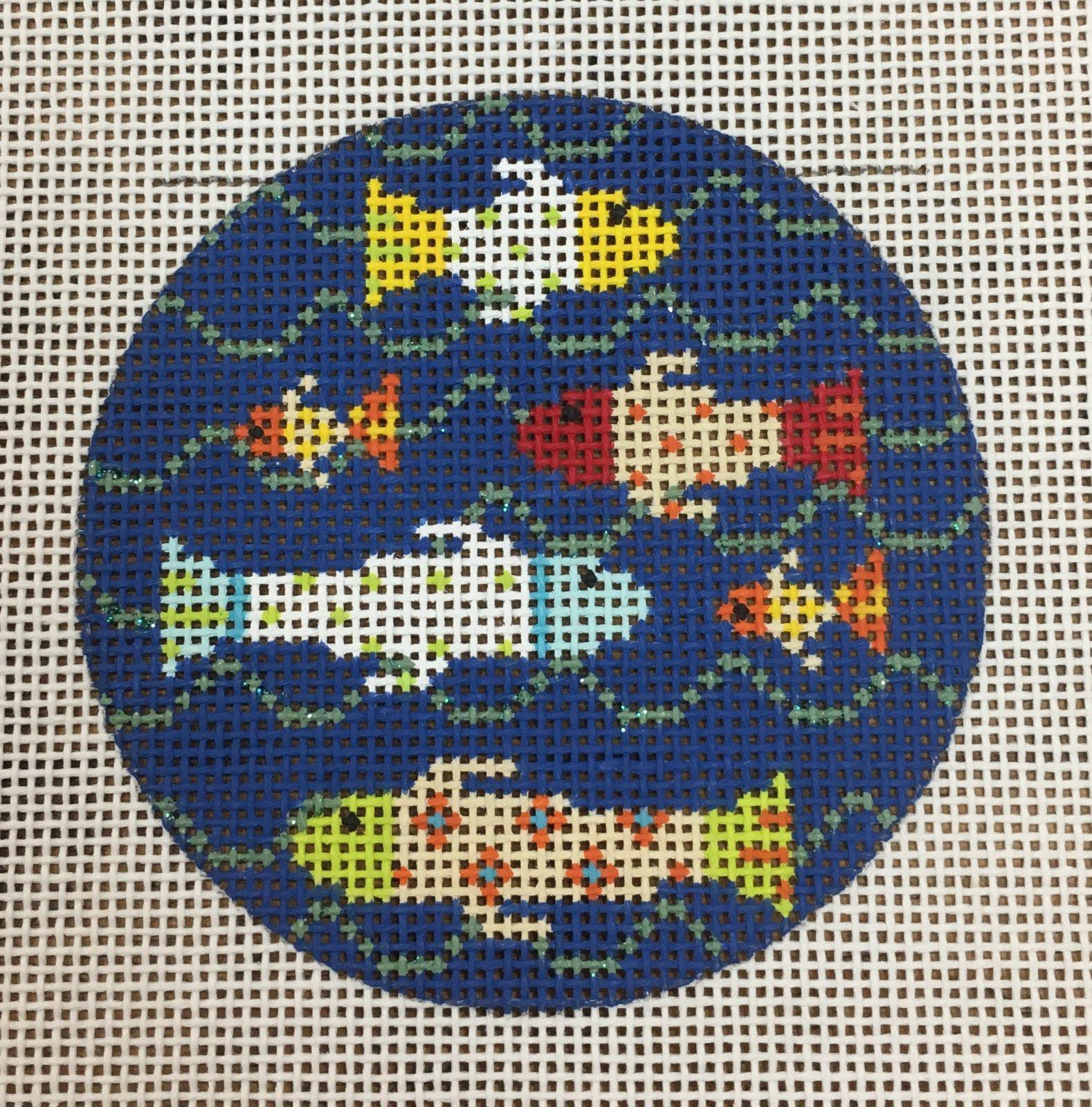 School O' Fish Round