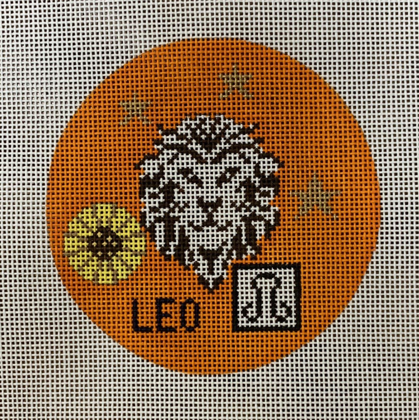 Leo Zodiac Ornament
