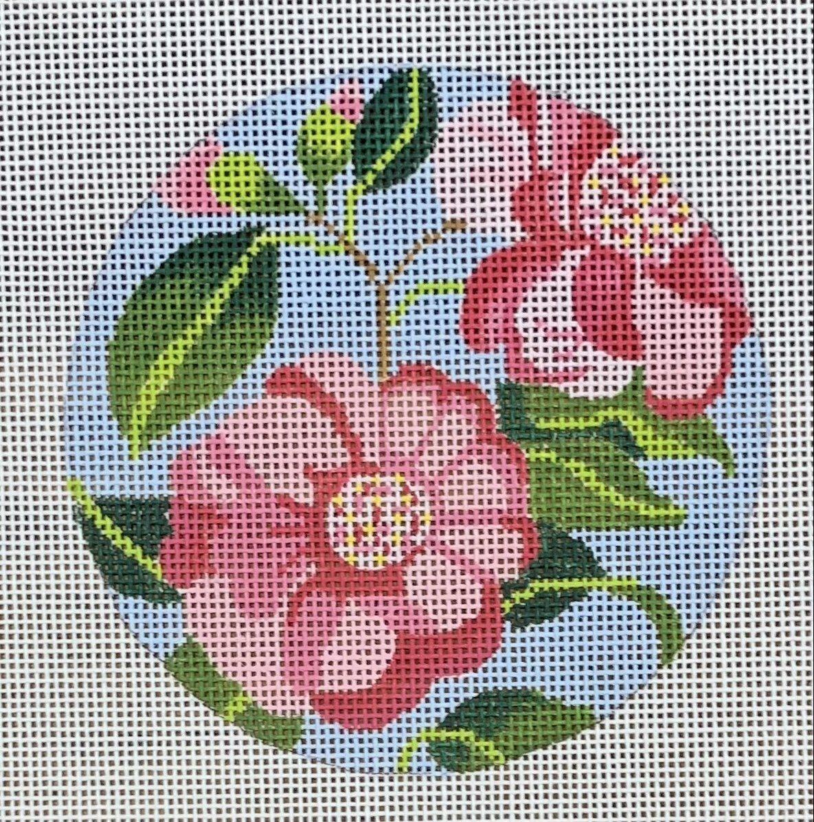 Camellia 4 Round