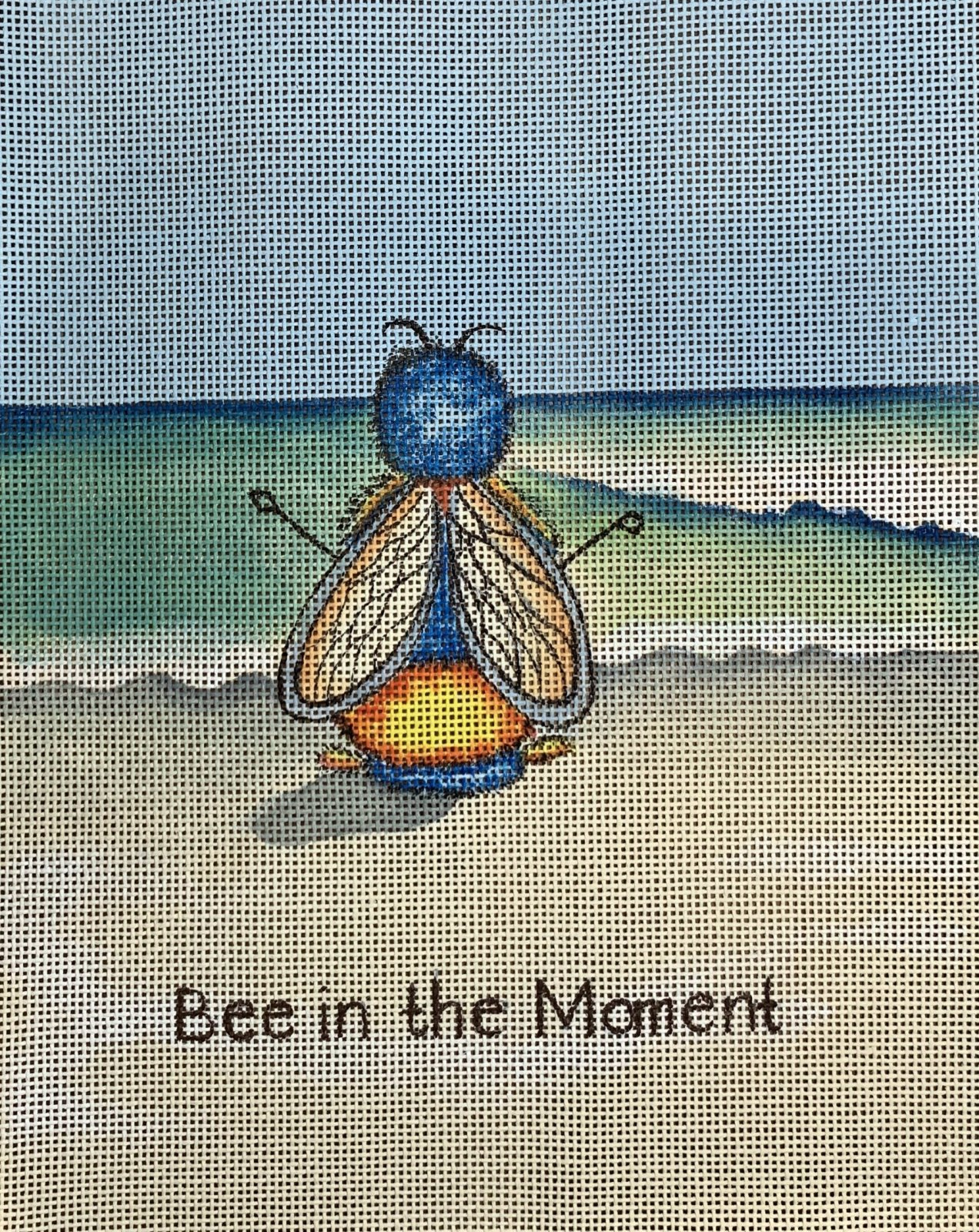 Bee in the Moment