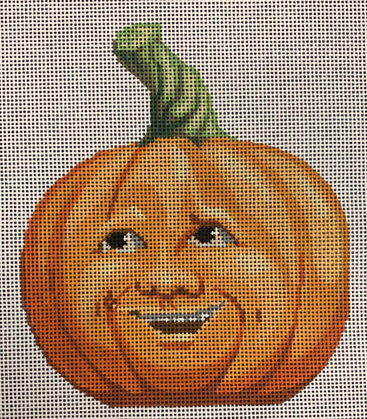 LL207A Pumpkin Face 2