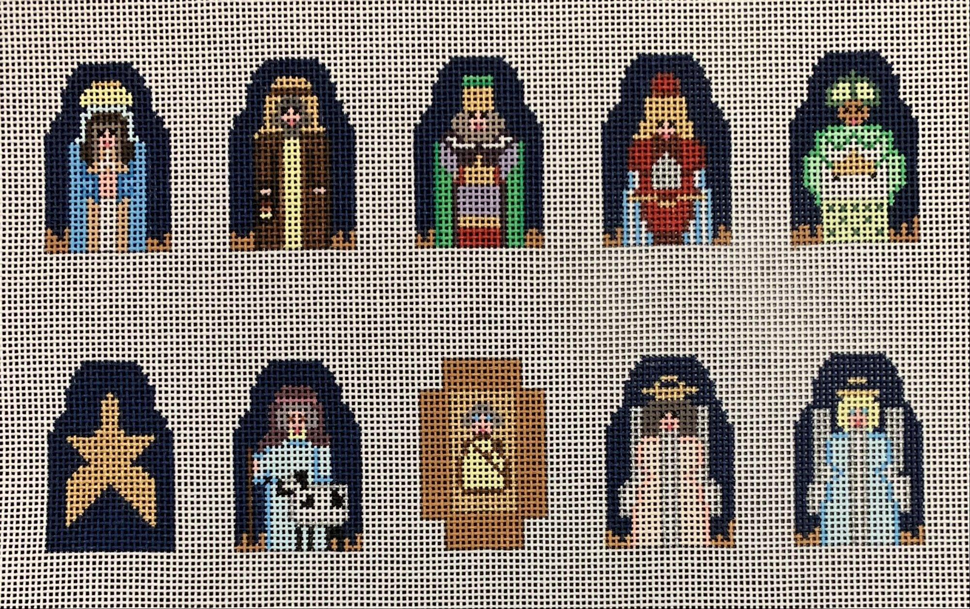 The Mini Nativity