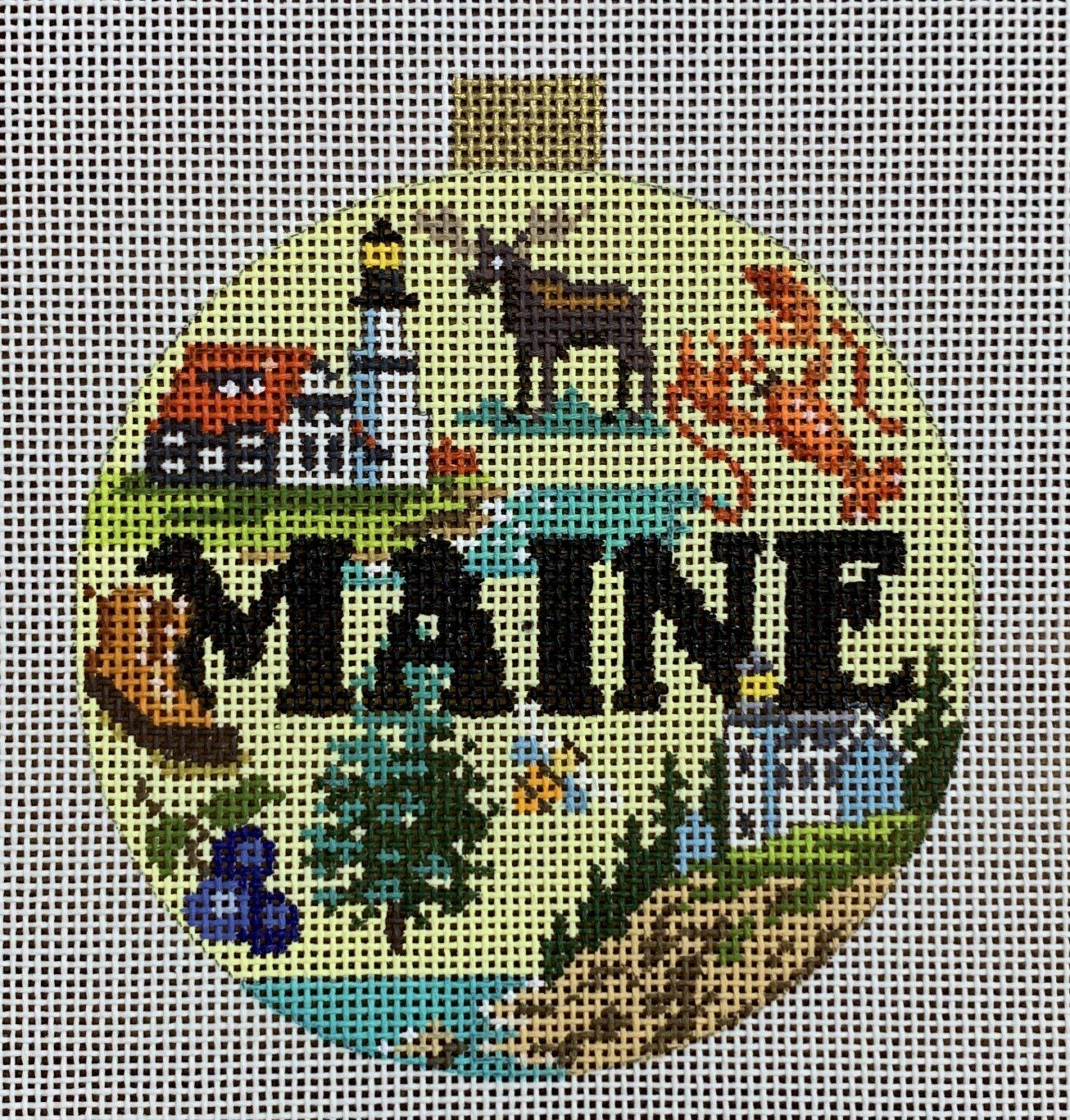 Travel Round - Maine