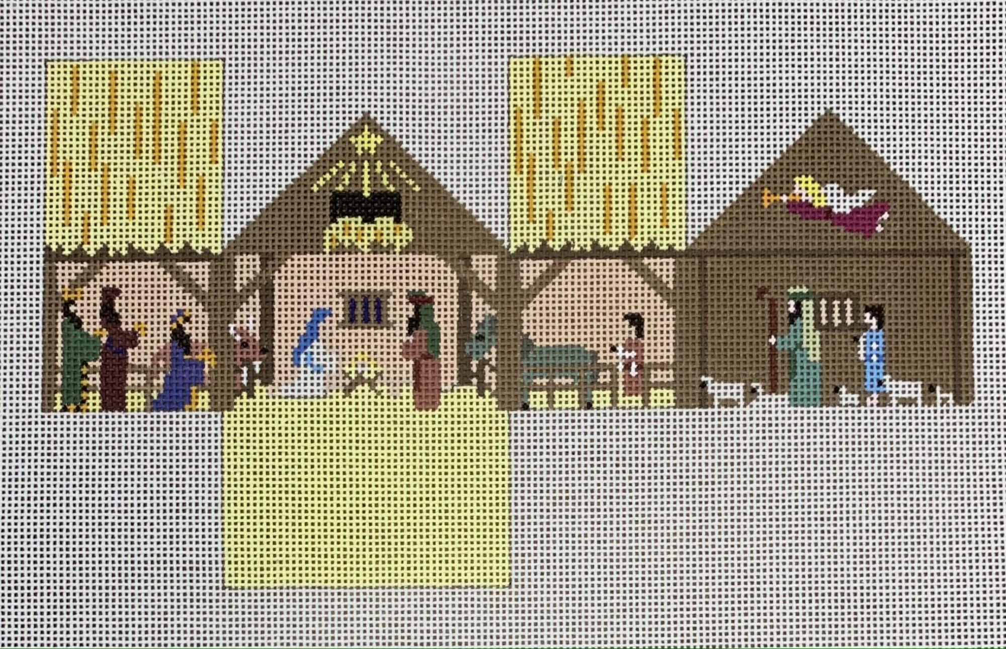 Nativity Mini House 13 Mesh