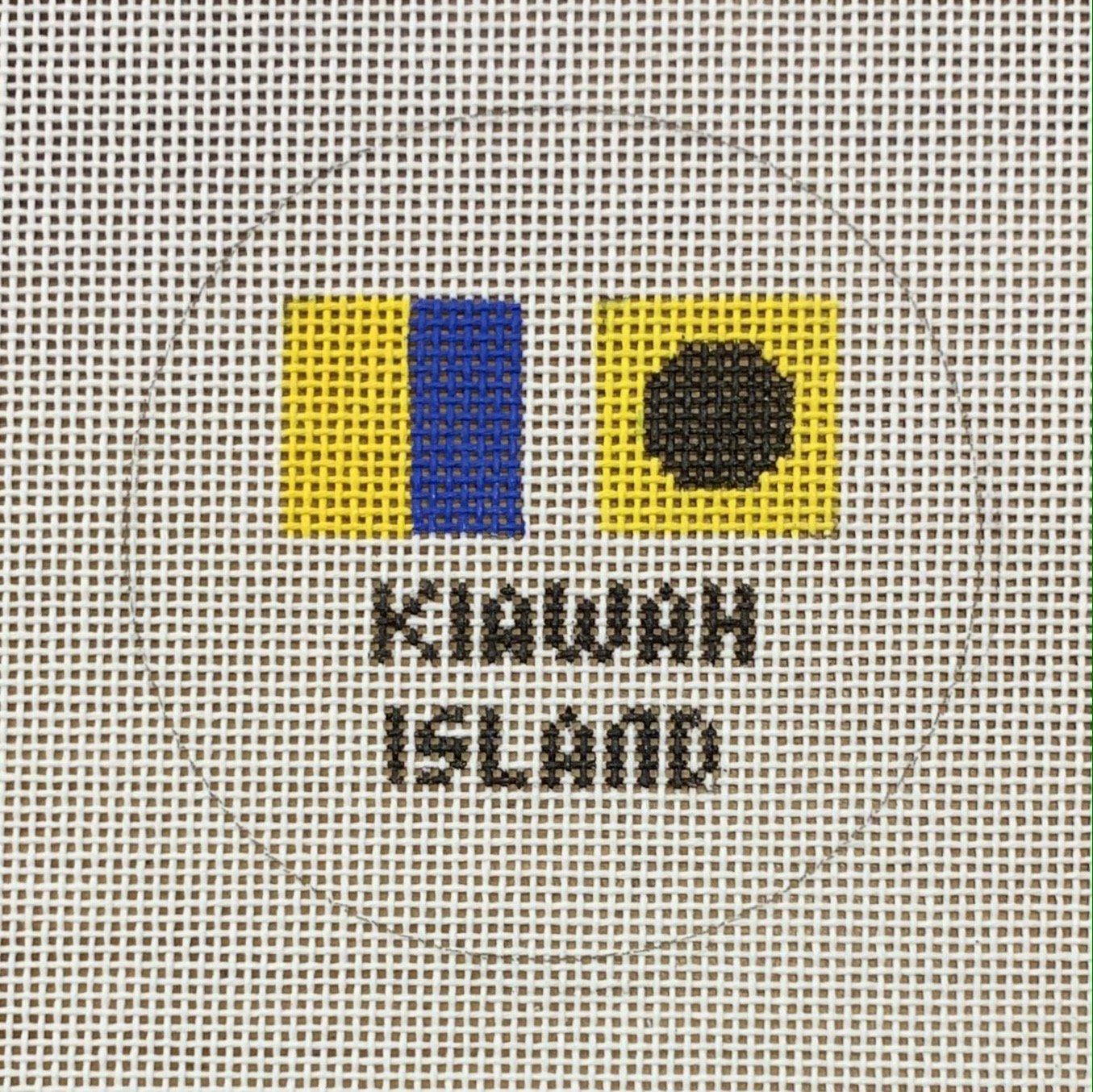 Kiawah Island Flag