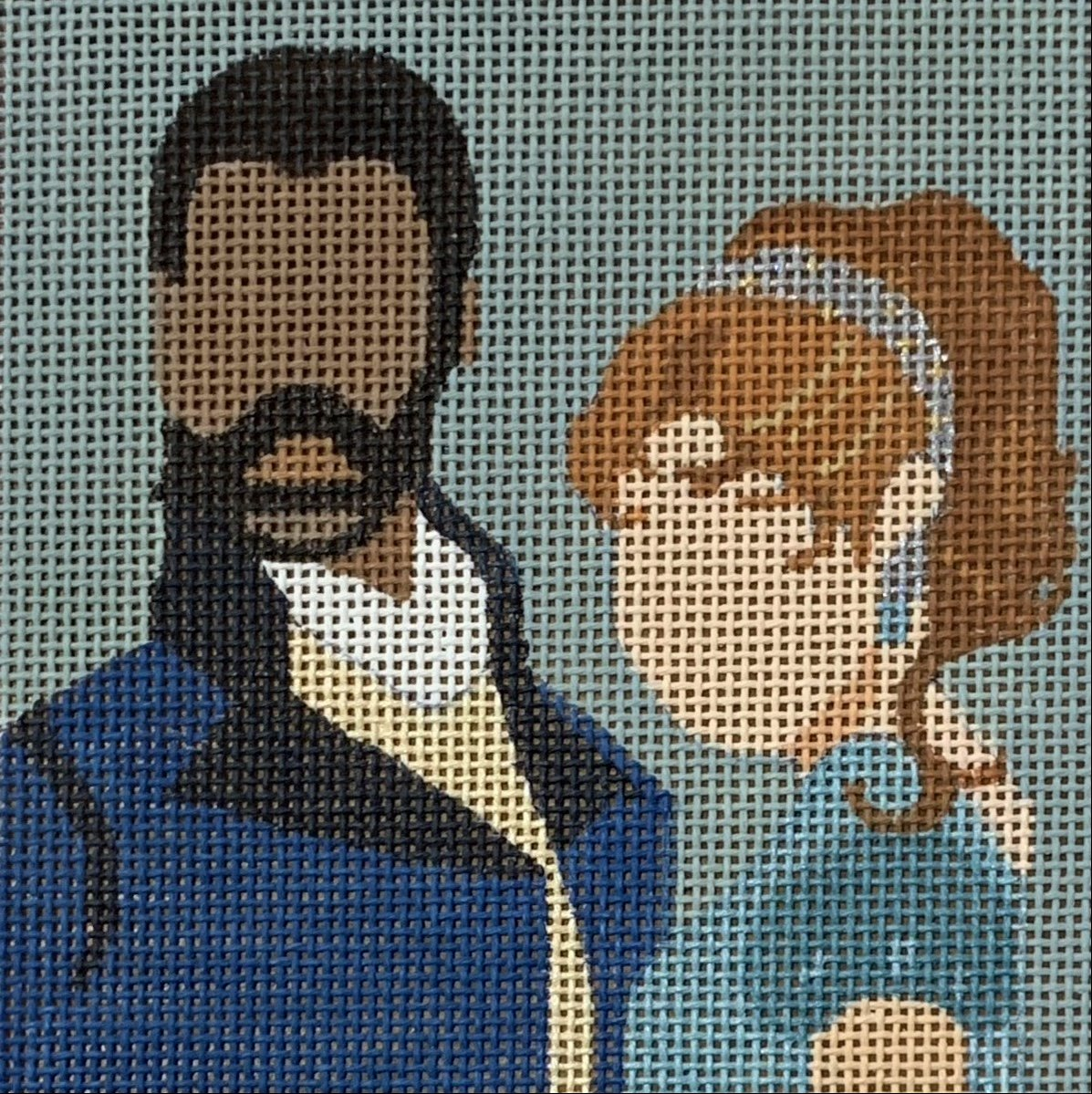 Movie Coaster - Simon & Daphne