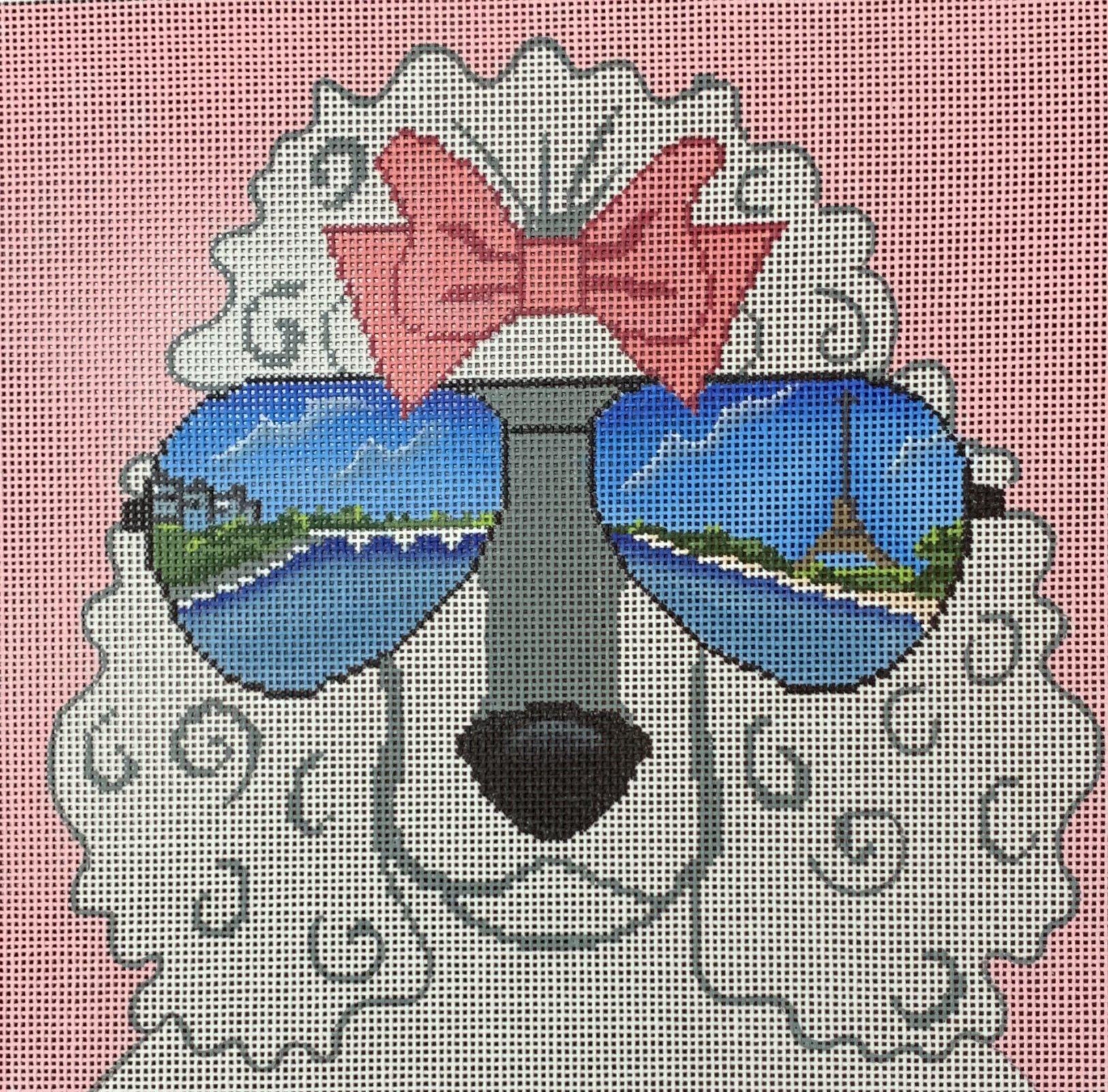 Sunglasses Poodle