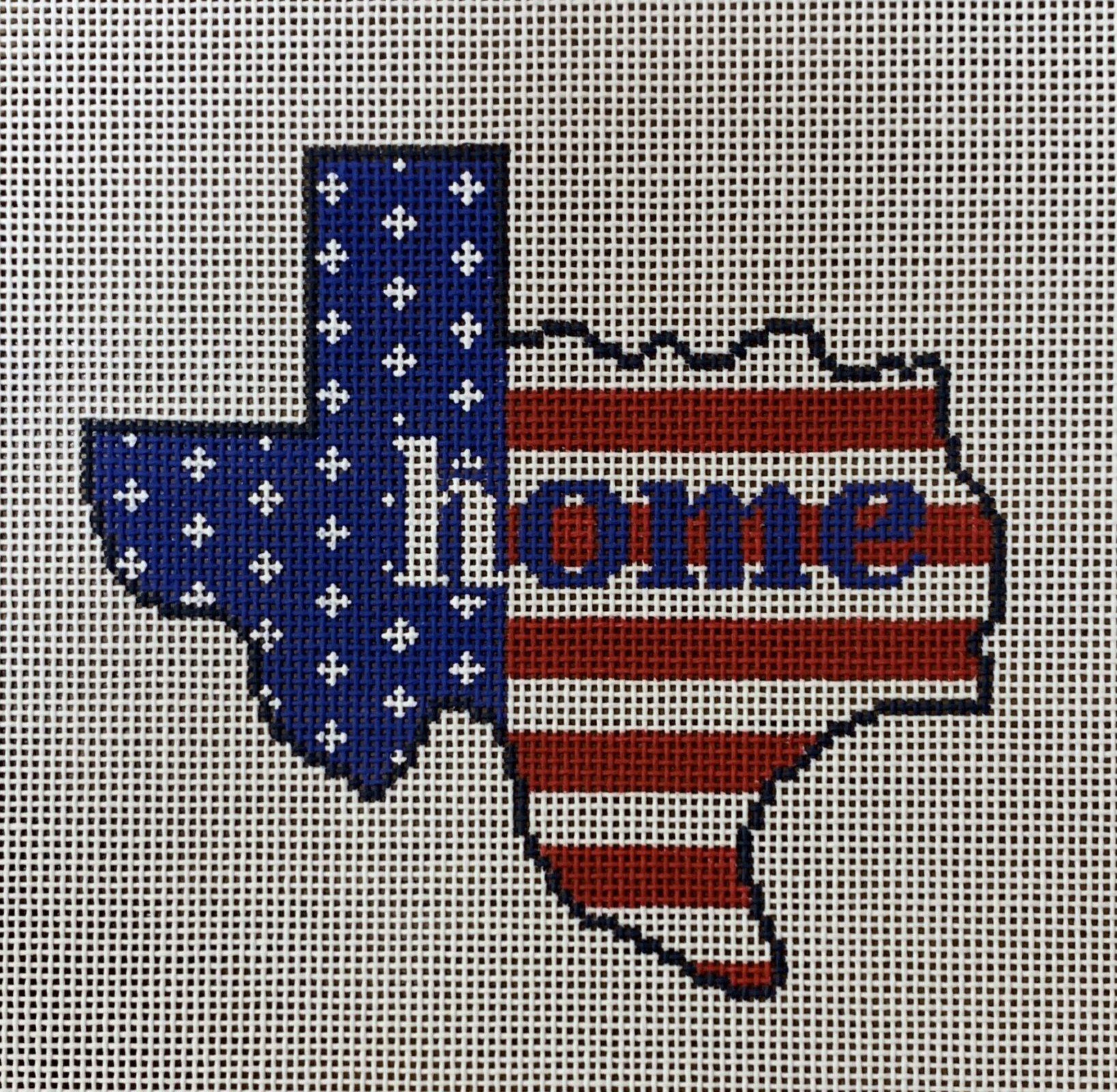 Stars & Stripes Home - Texas