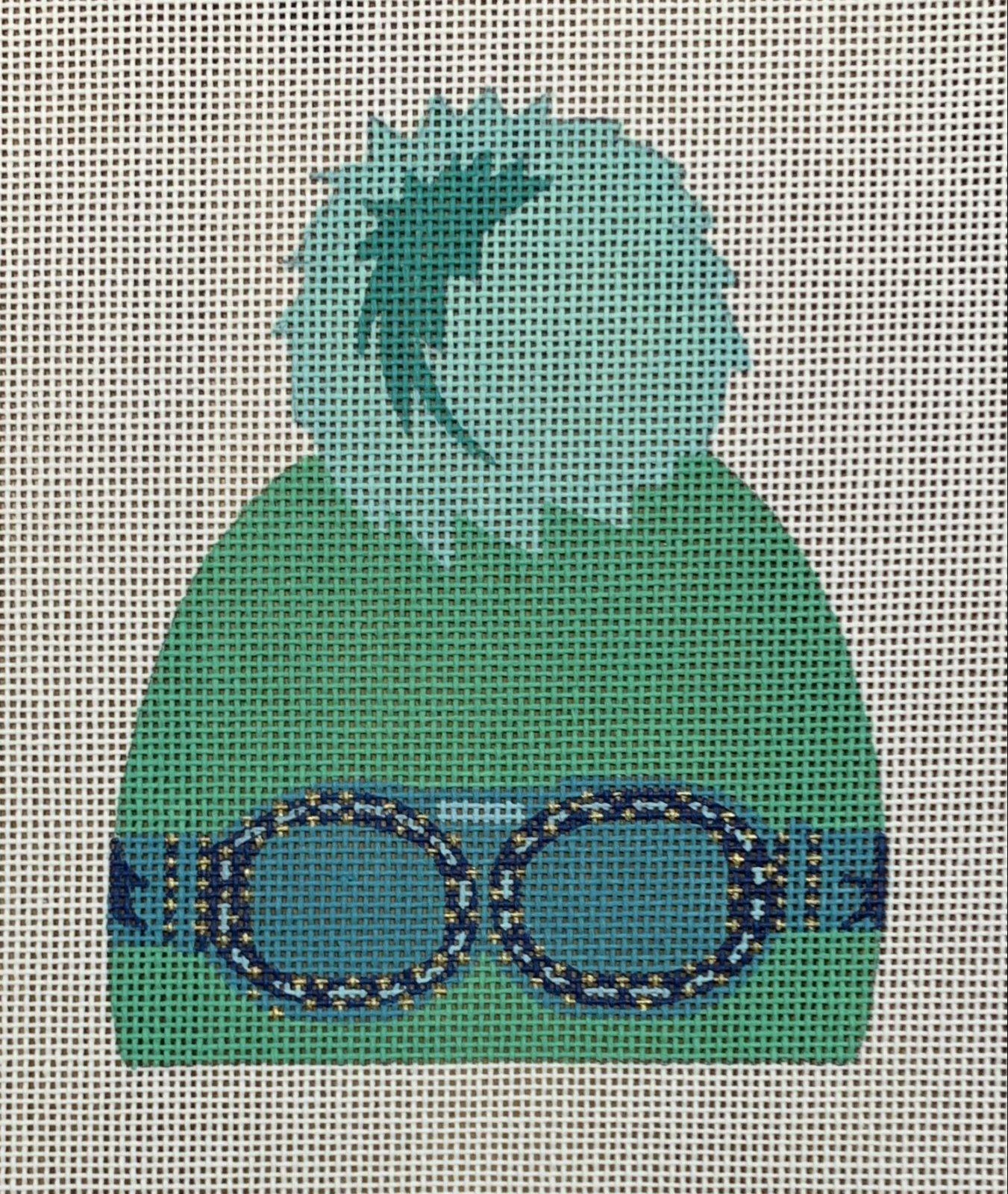 Green Hat w/ Goggles