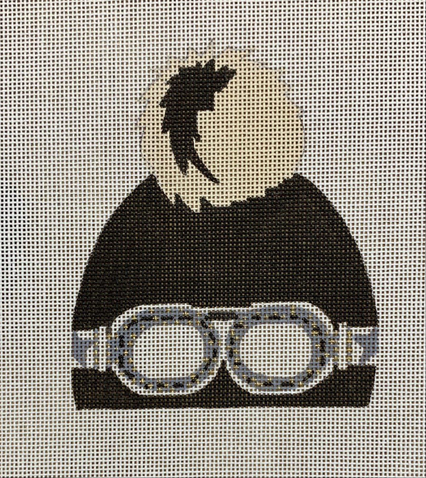 Black Hat w/ Goggles