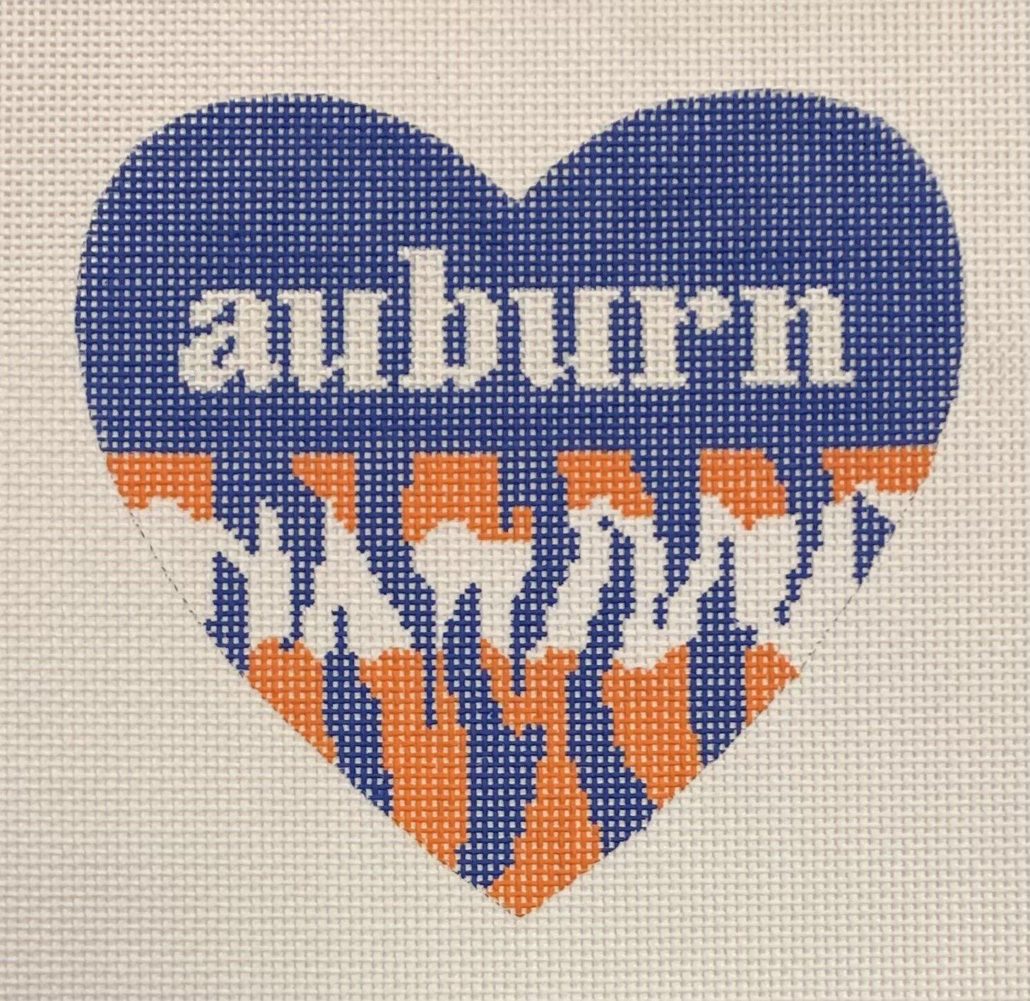 Auburn Heart