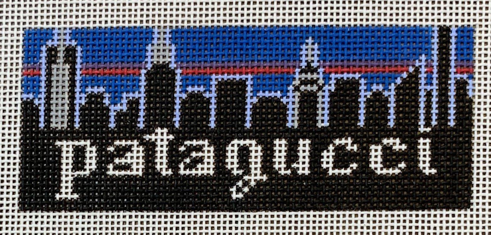 Patagucci w/NYC Skyline