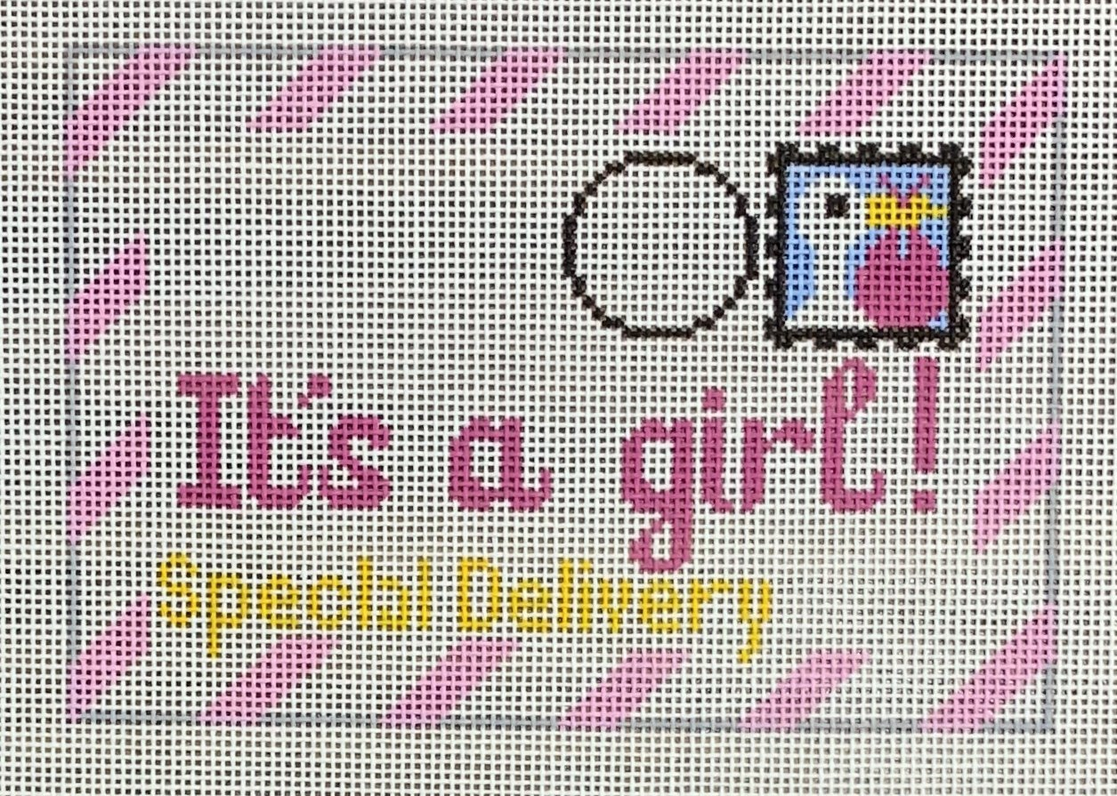 It's a Girl Letter