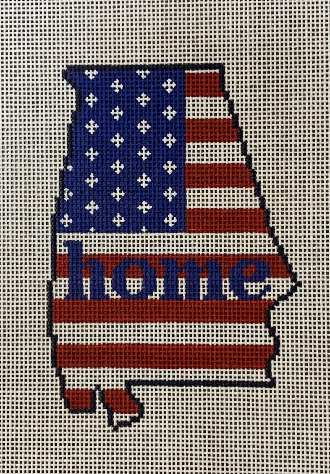 Stars & Stripes Home - Alabama