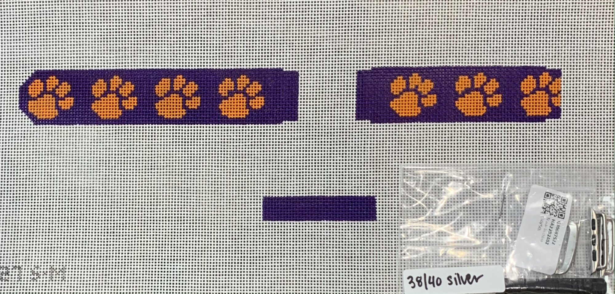 Apple Watch Band (Kit) - Clemson