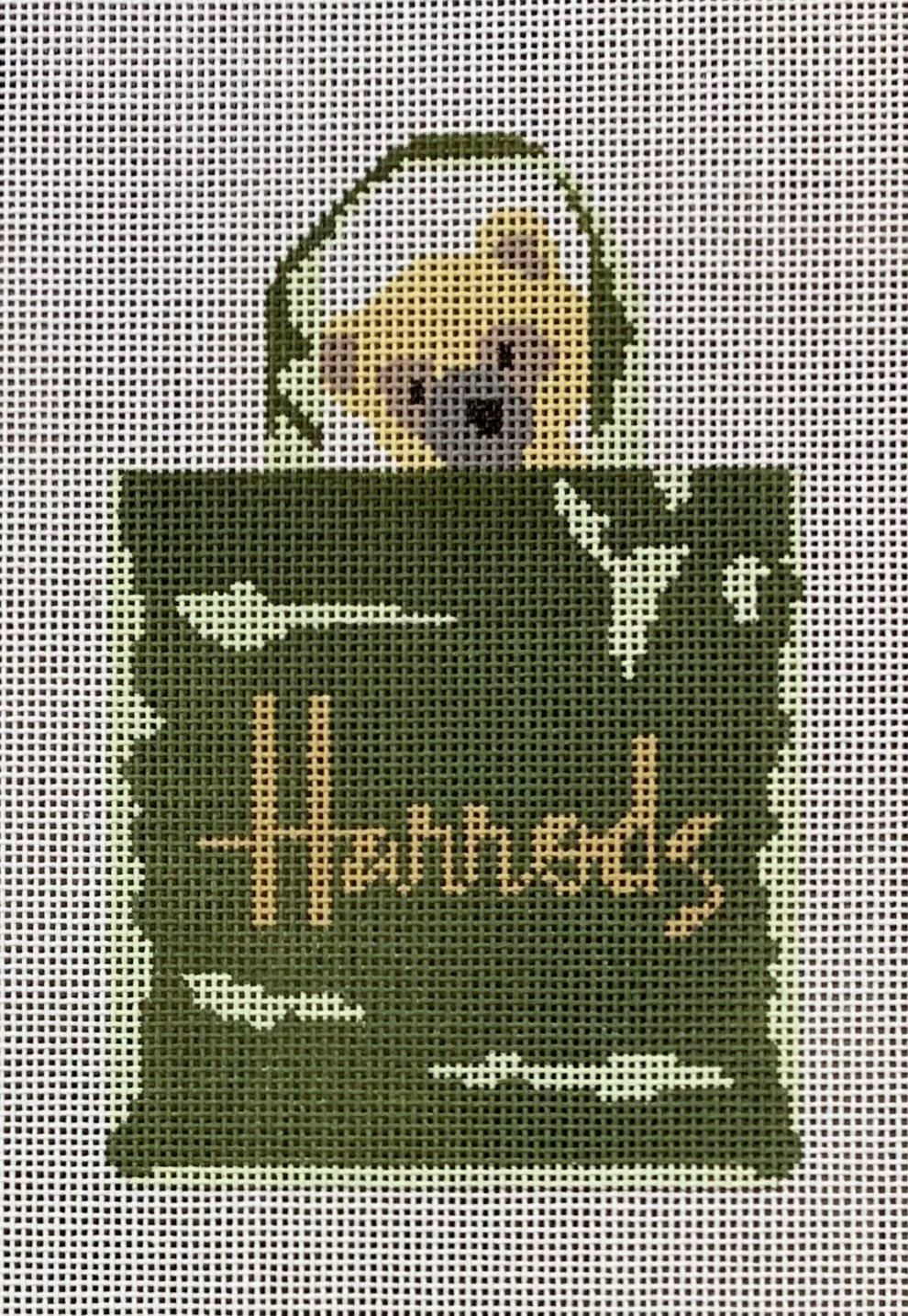 Harrods Shopping Bag