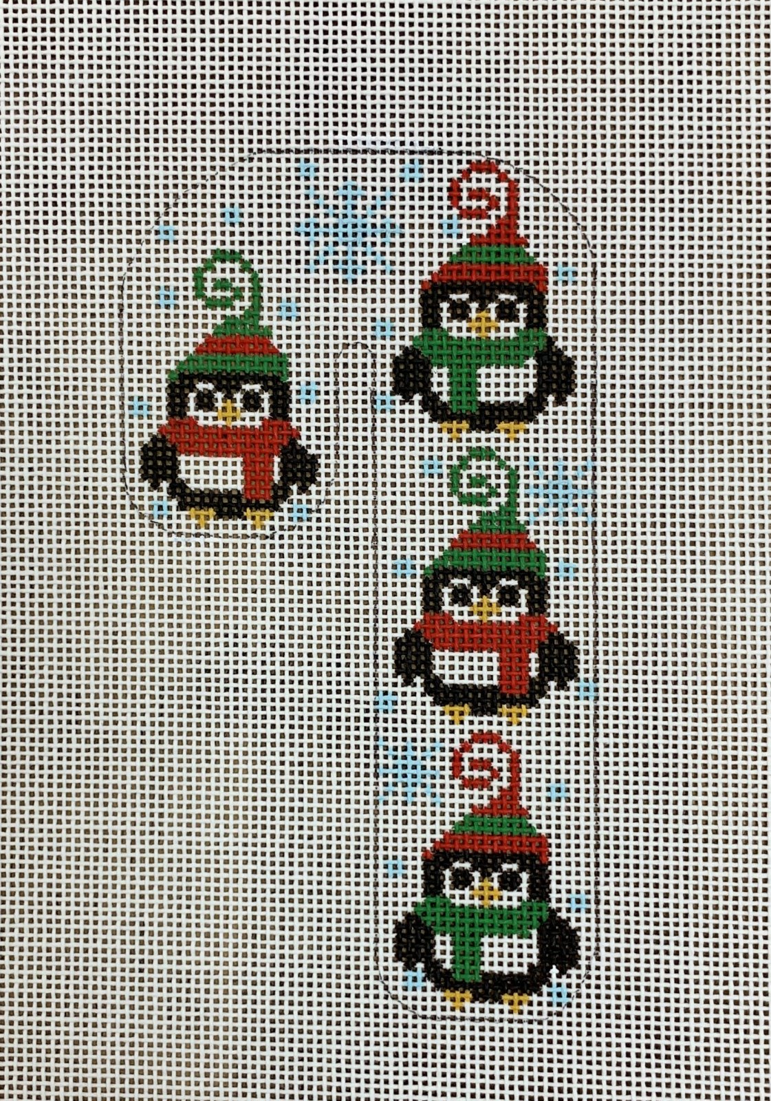 Penguin Candy Cane