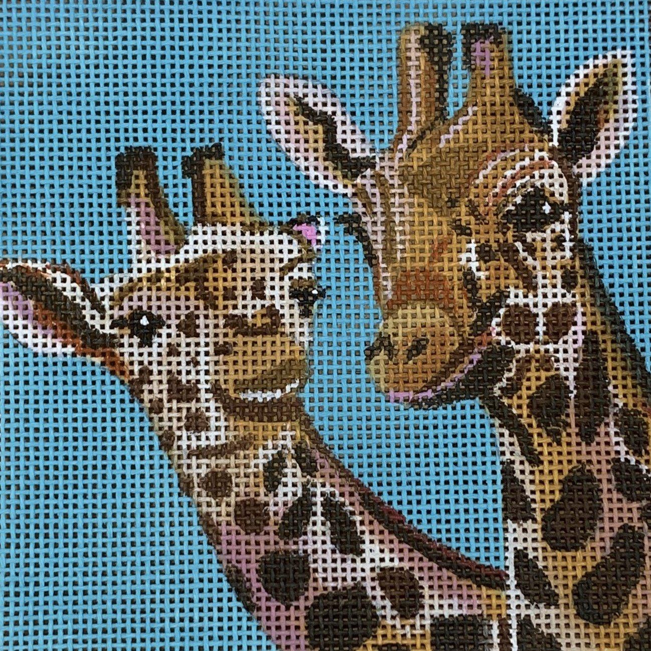 Two Giraffes Insert
