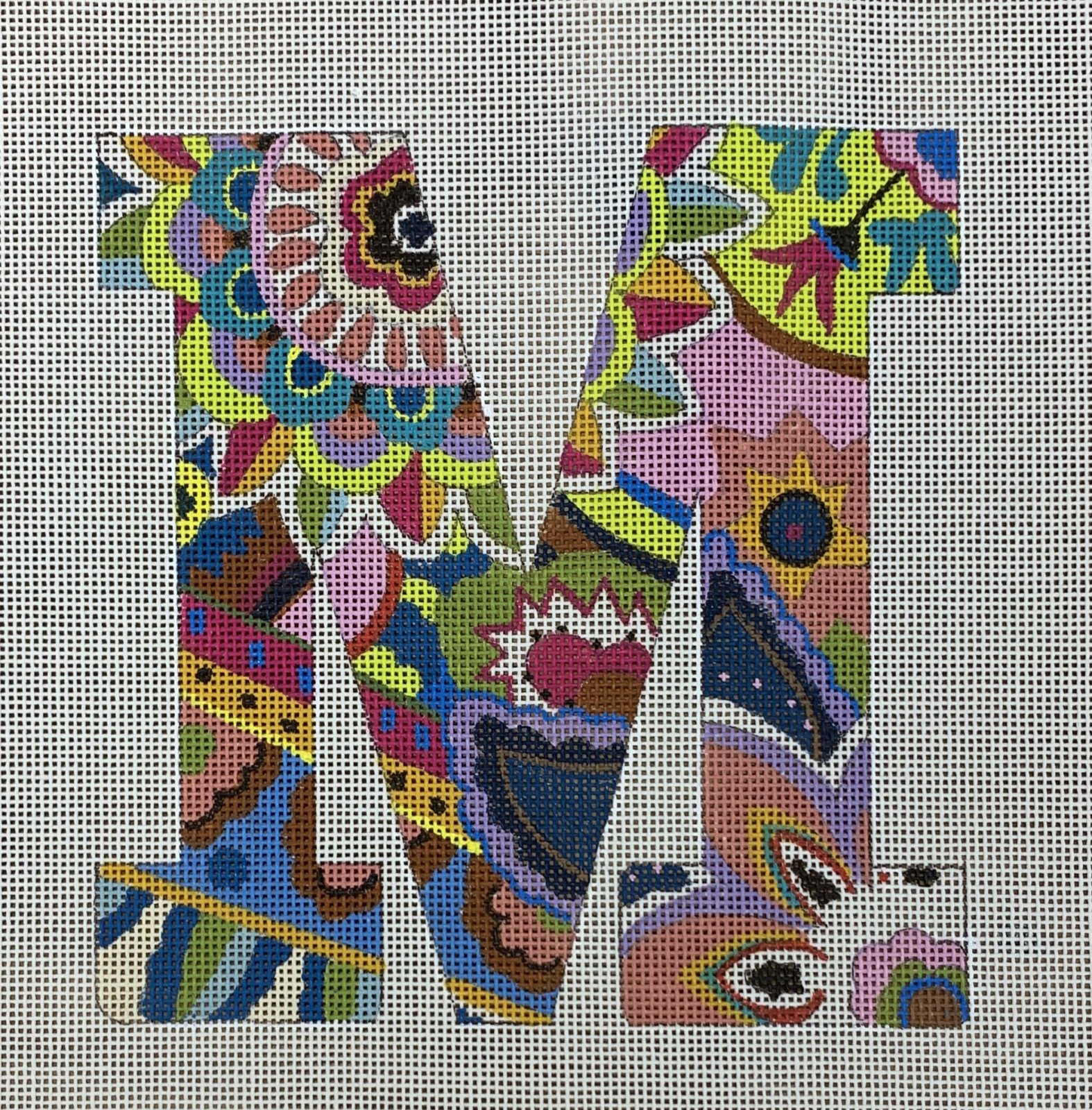 Custom Letters - M