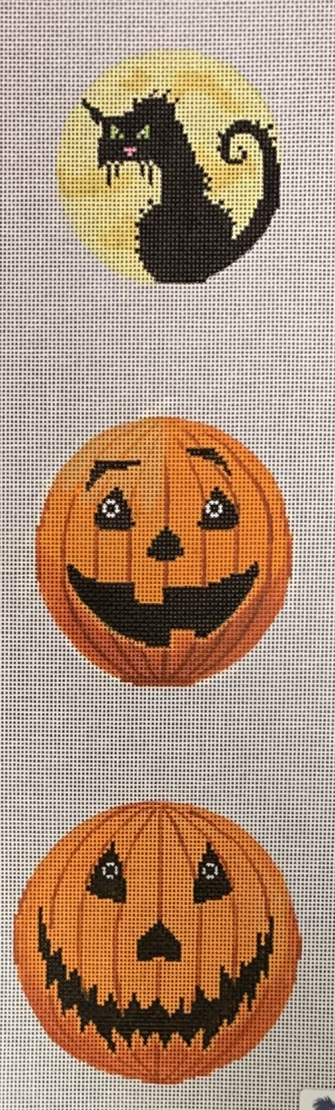 LL499D Three-Piece Halloween Ornament
