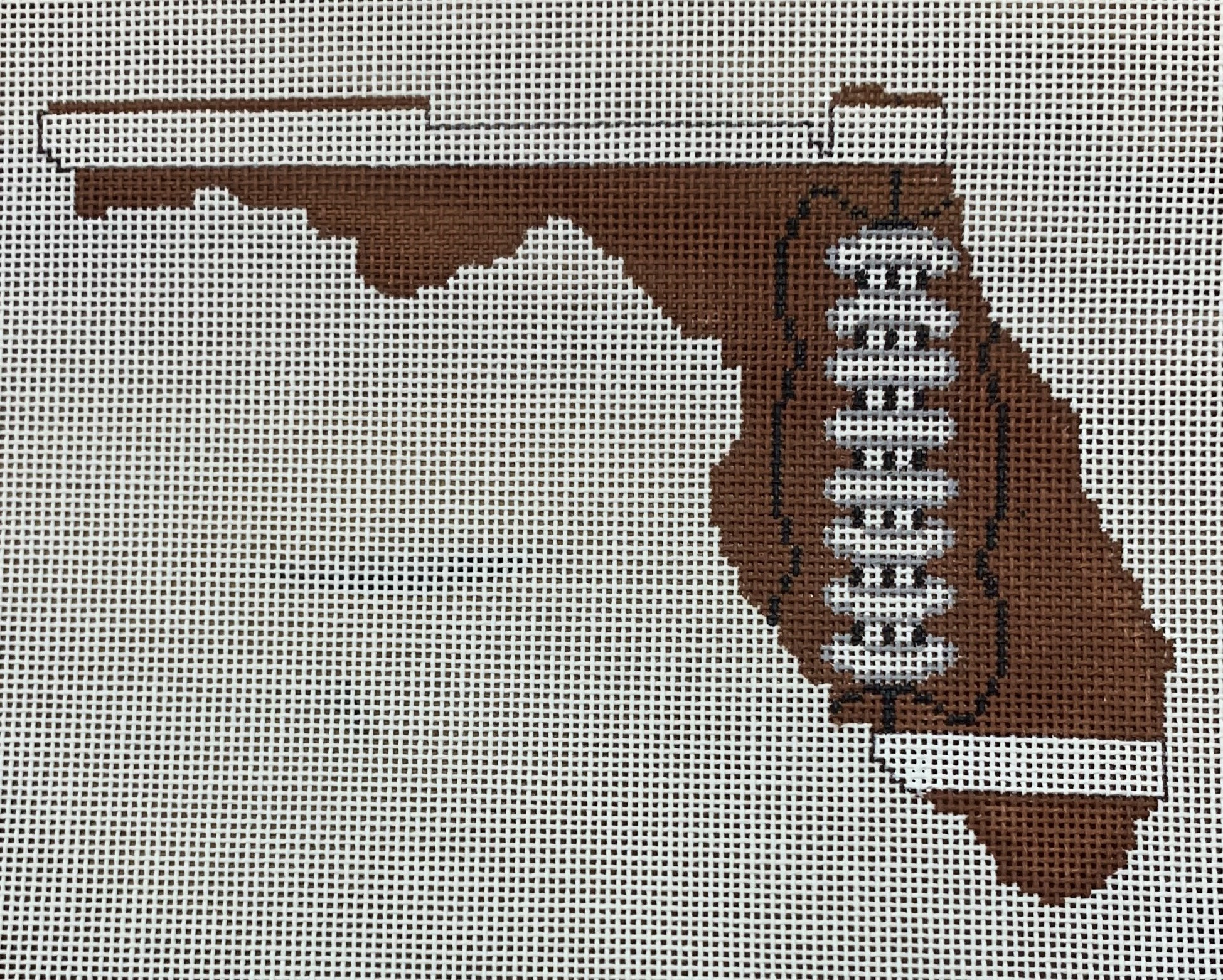 Football State Shaped - Florida