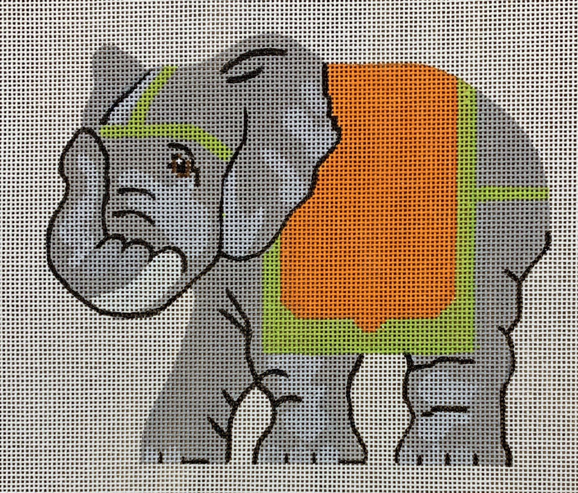 LL522A Asian Elephant