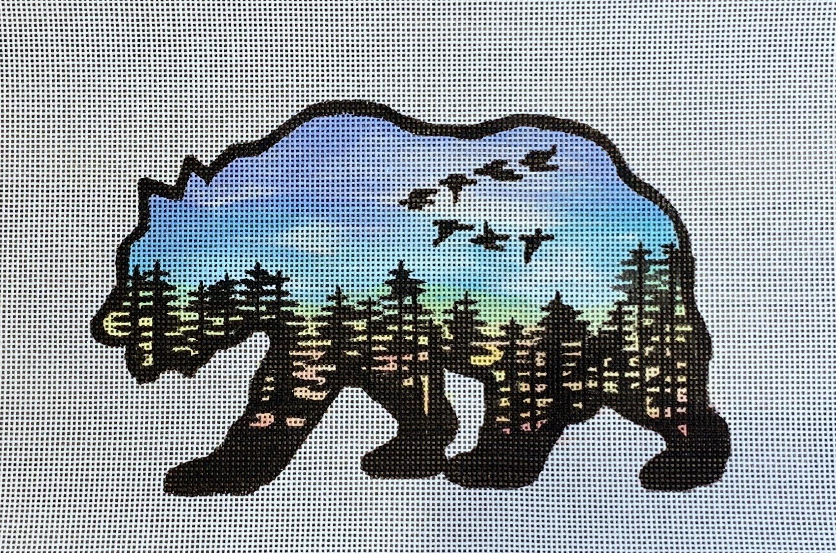 Into the Wild Bear