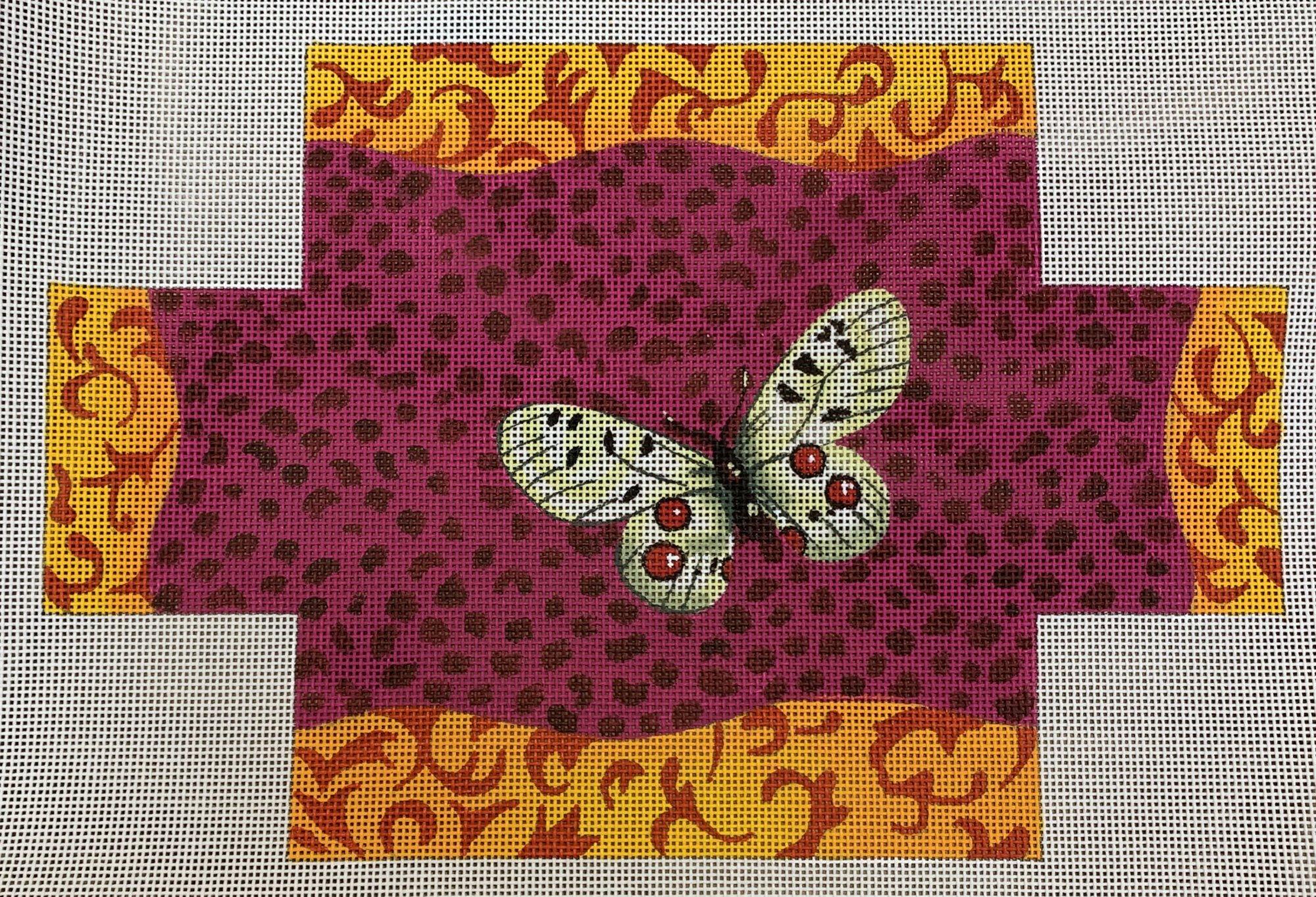 Pink Leopard Brick Cover